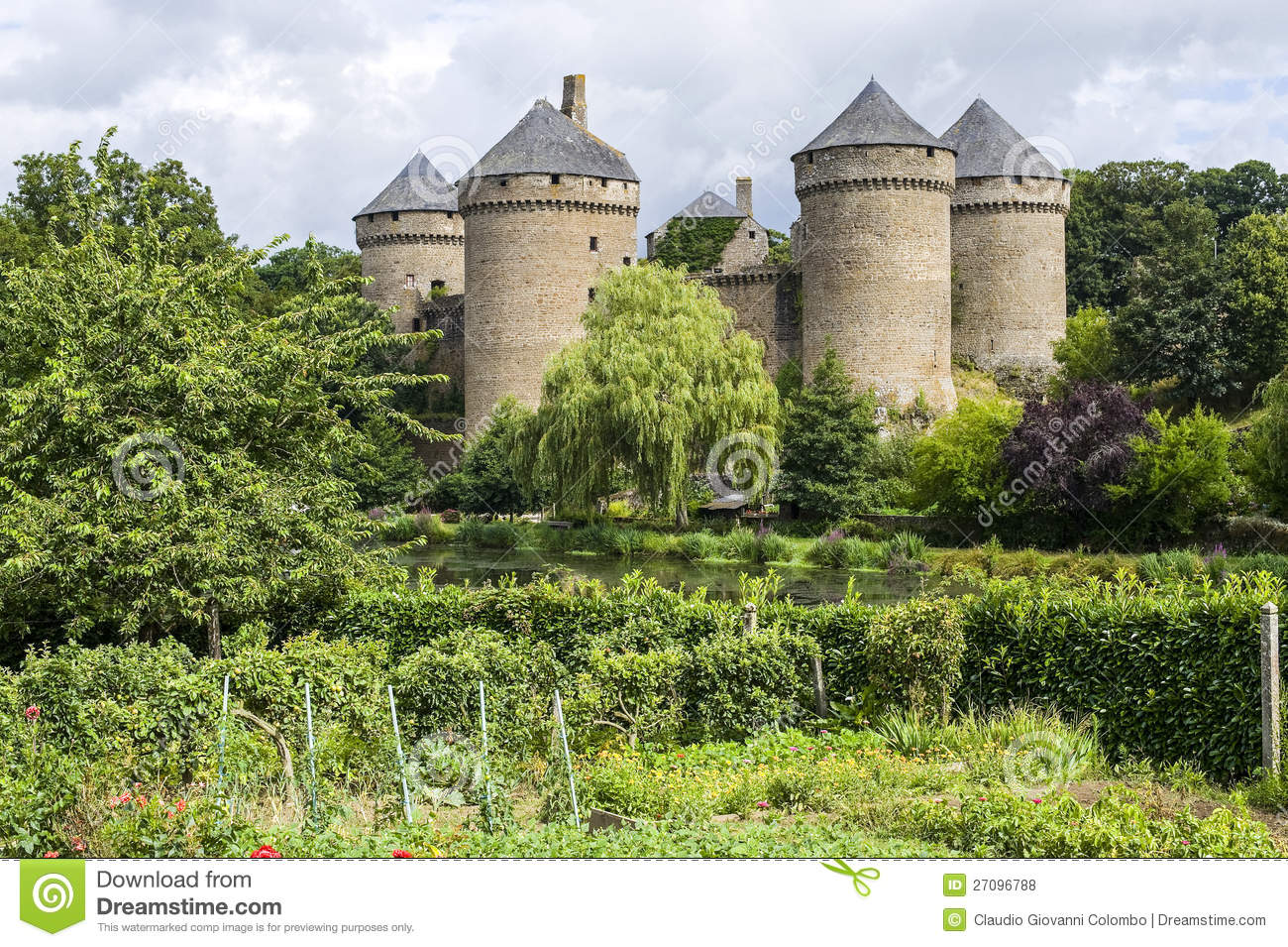 Lassay-les-Chateaux Royalty Free Stock Photos - Image ...
