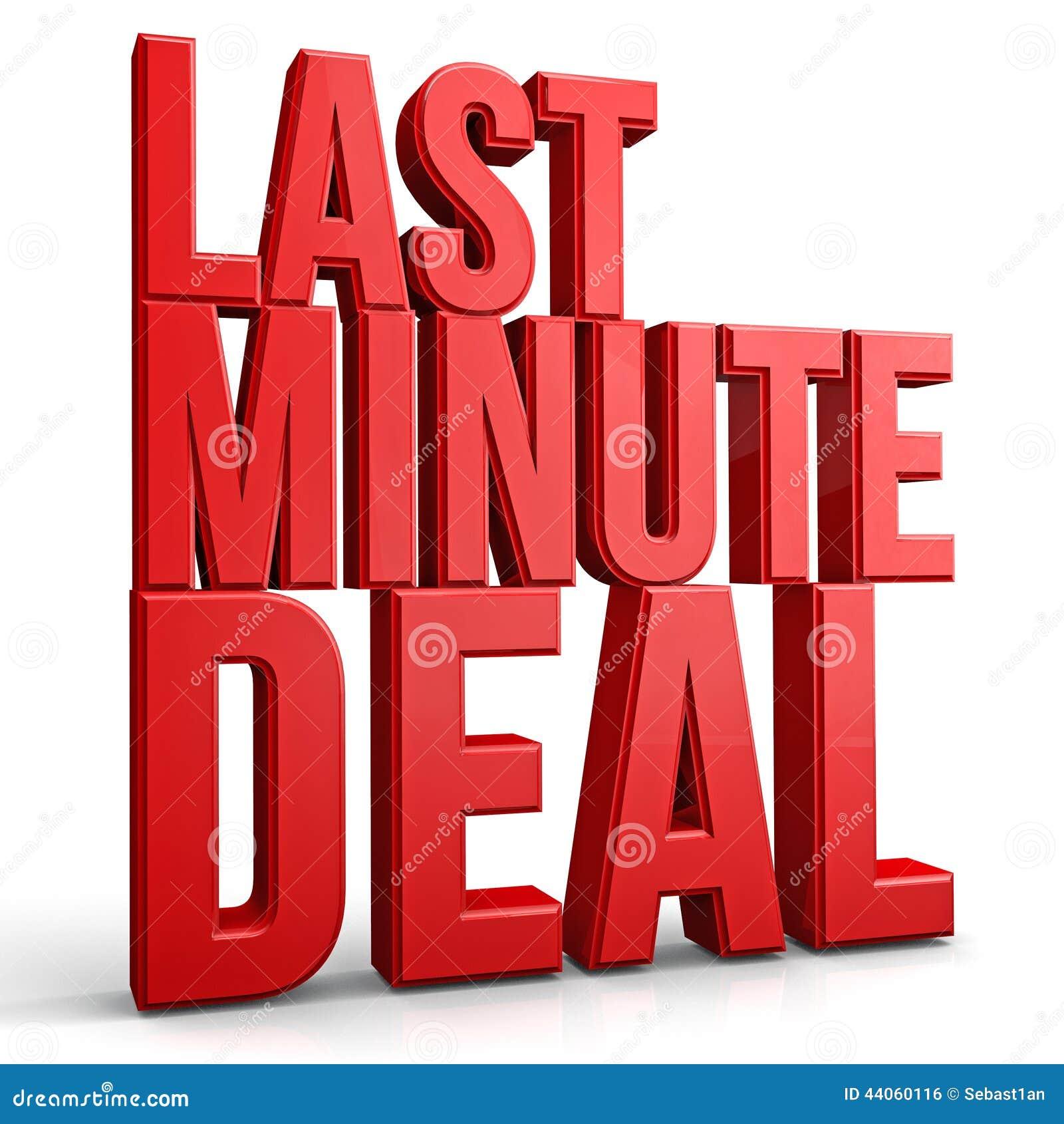 last minute deal stock illustration image of internet 44060116. Black Bedroom Furniture Sets. Home Design Ideas