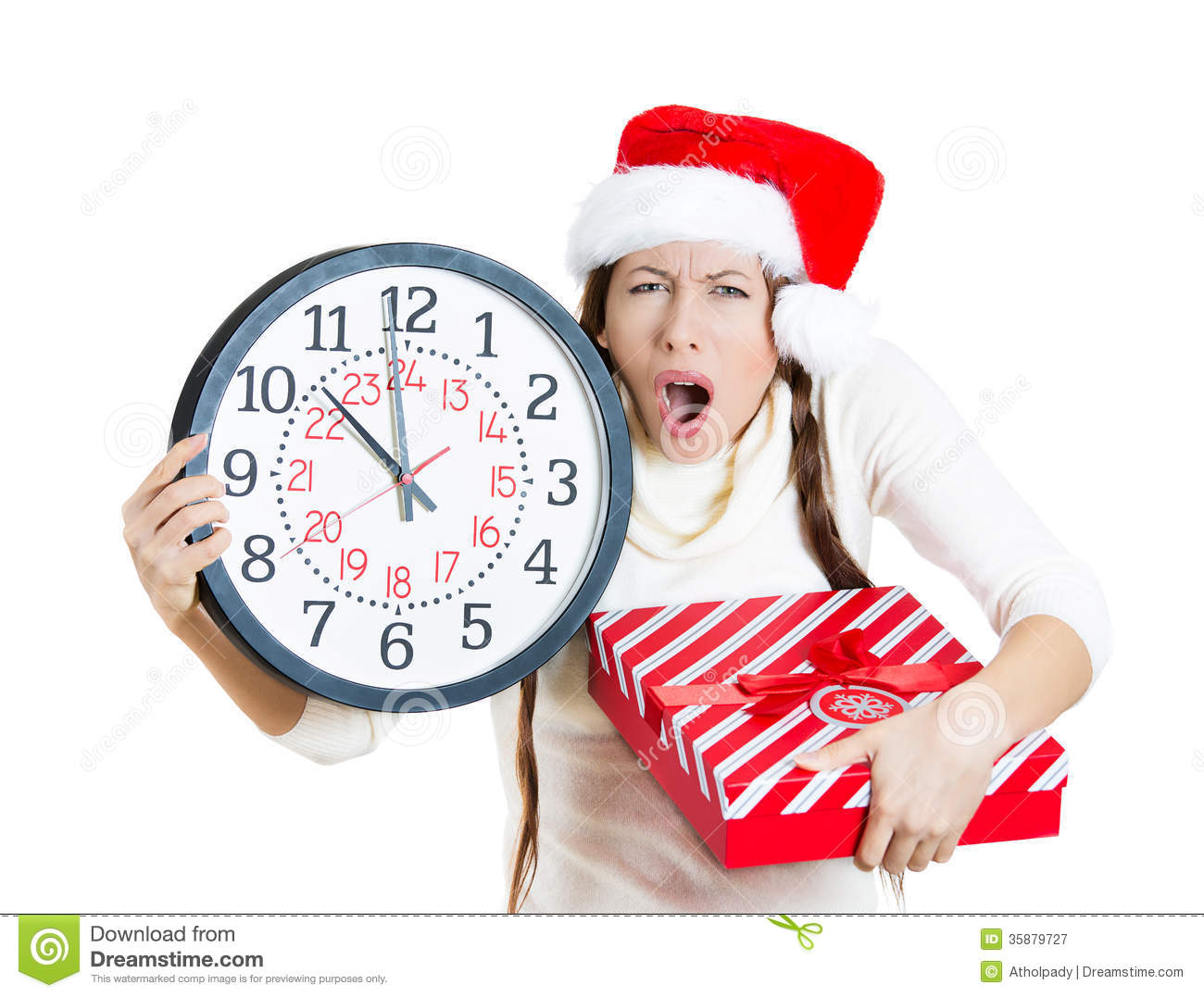Last minute holiday shopping stock image image 35879727 for Week end last minute