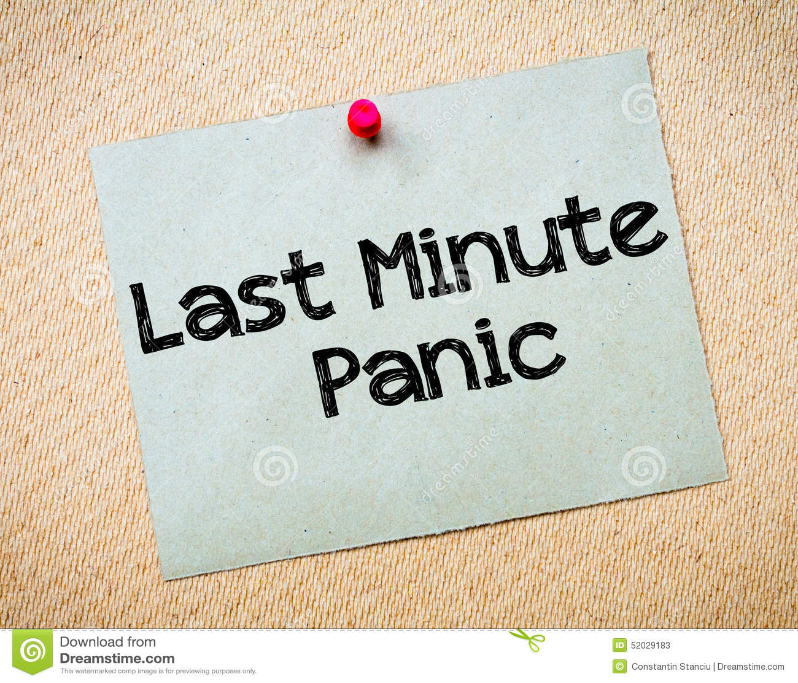Last Minute Essay Panic Deepdownwellnesscom