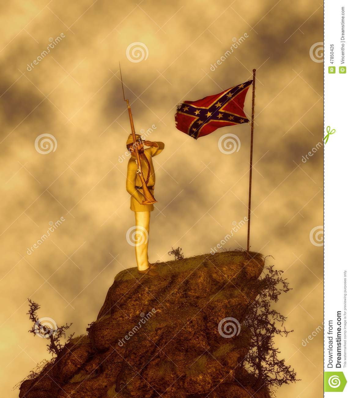 the purpose and misconceptions of the confederate flag as a symbol of the south The confederate flag and the meaning the confederacy in the south and like the confederate monument in seized upon the confederate flag as the symbol of.