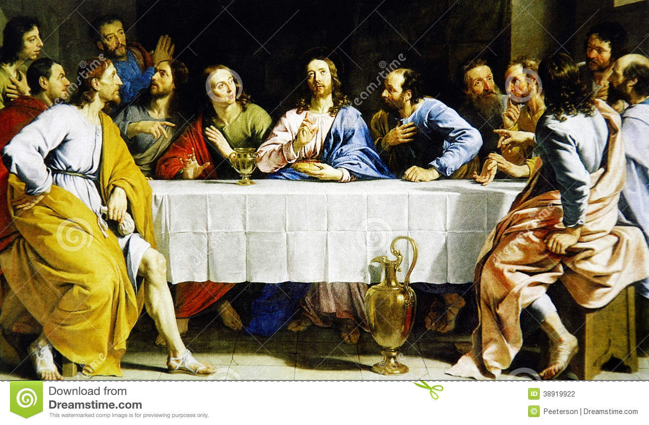the last supper stock photo image 38919922 farewell clipart images farewell clip art school
