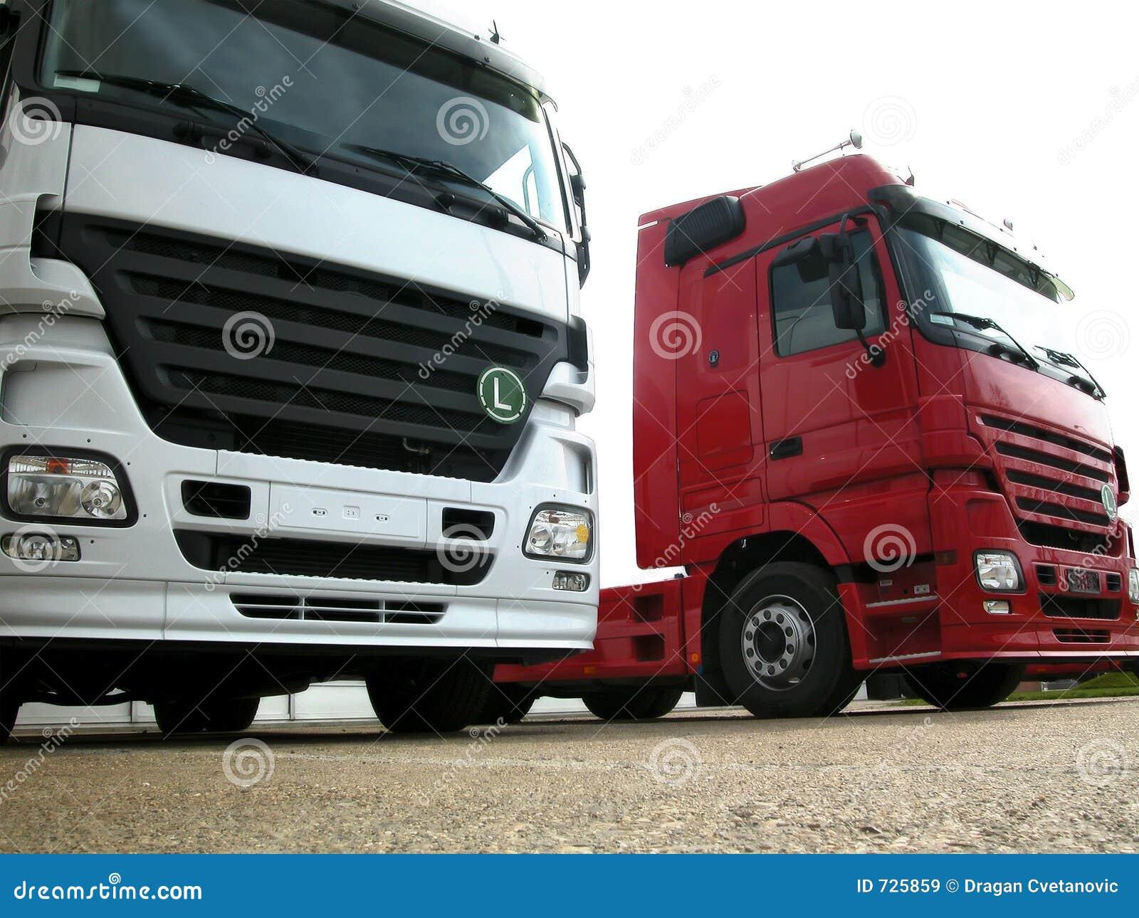 Lastbilar