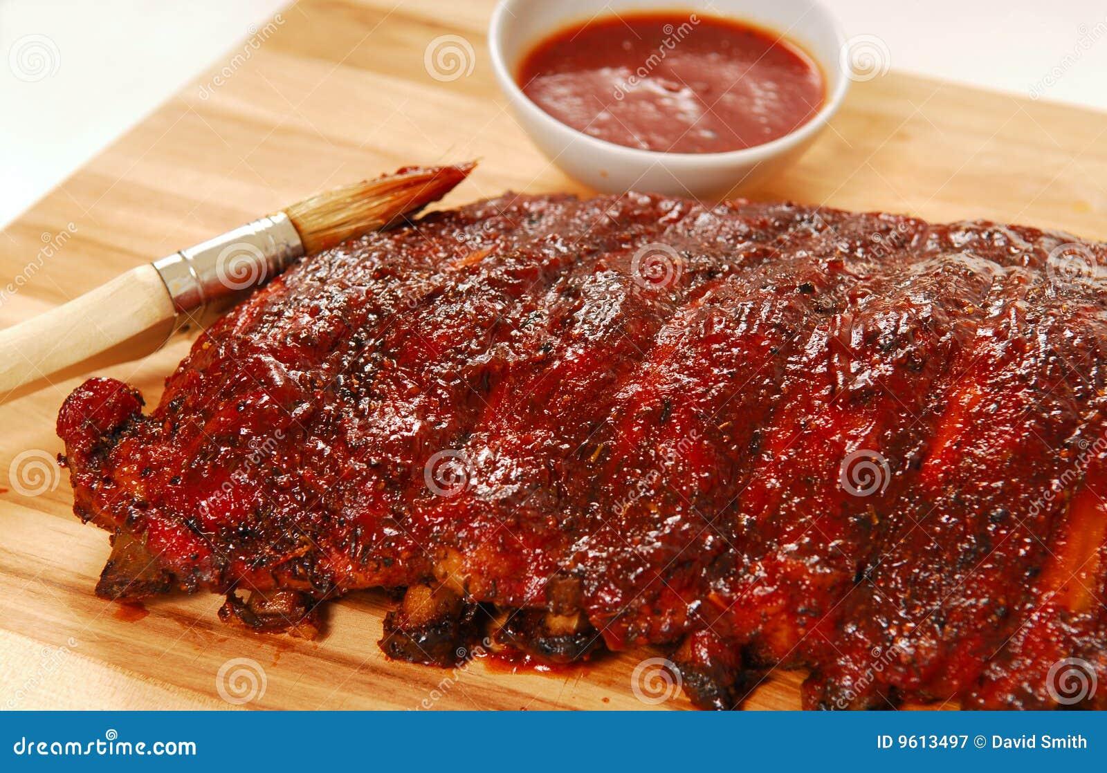 Lastra delle spuntature del BBQ
