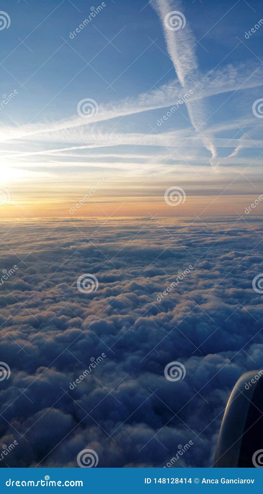 Lata chmury