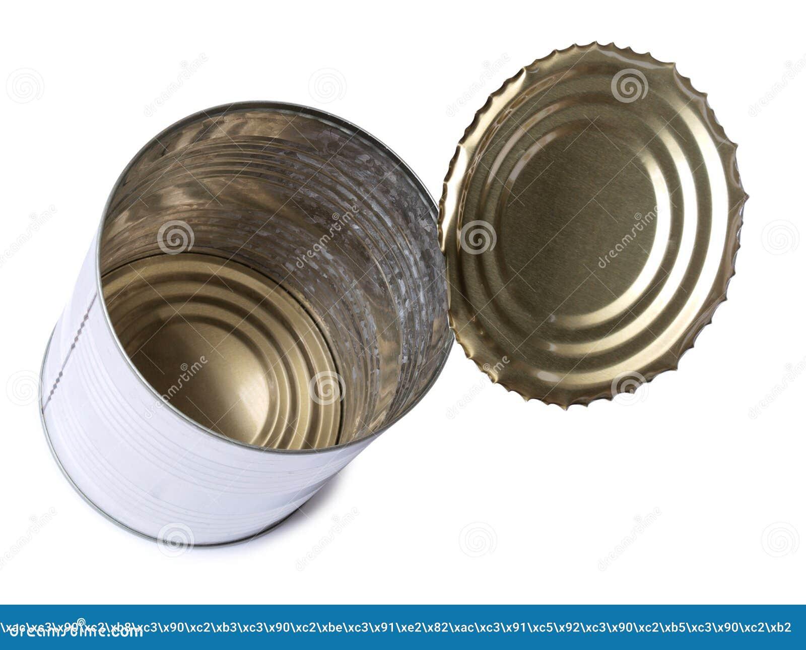 Lata cuatro del metal