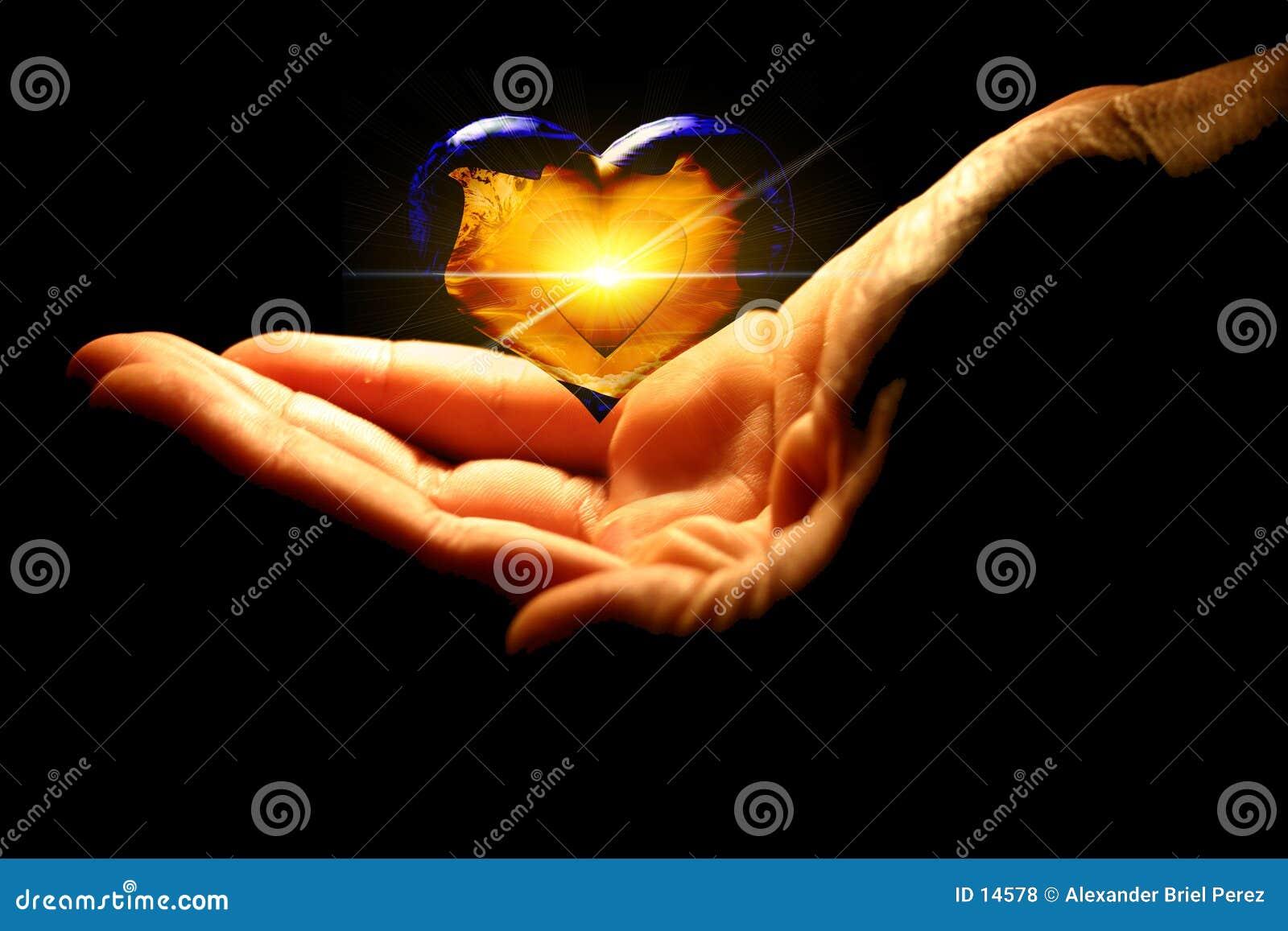 Latający serce