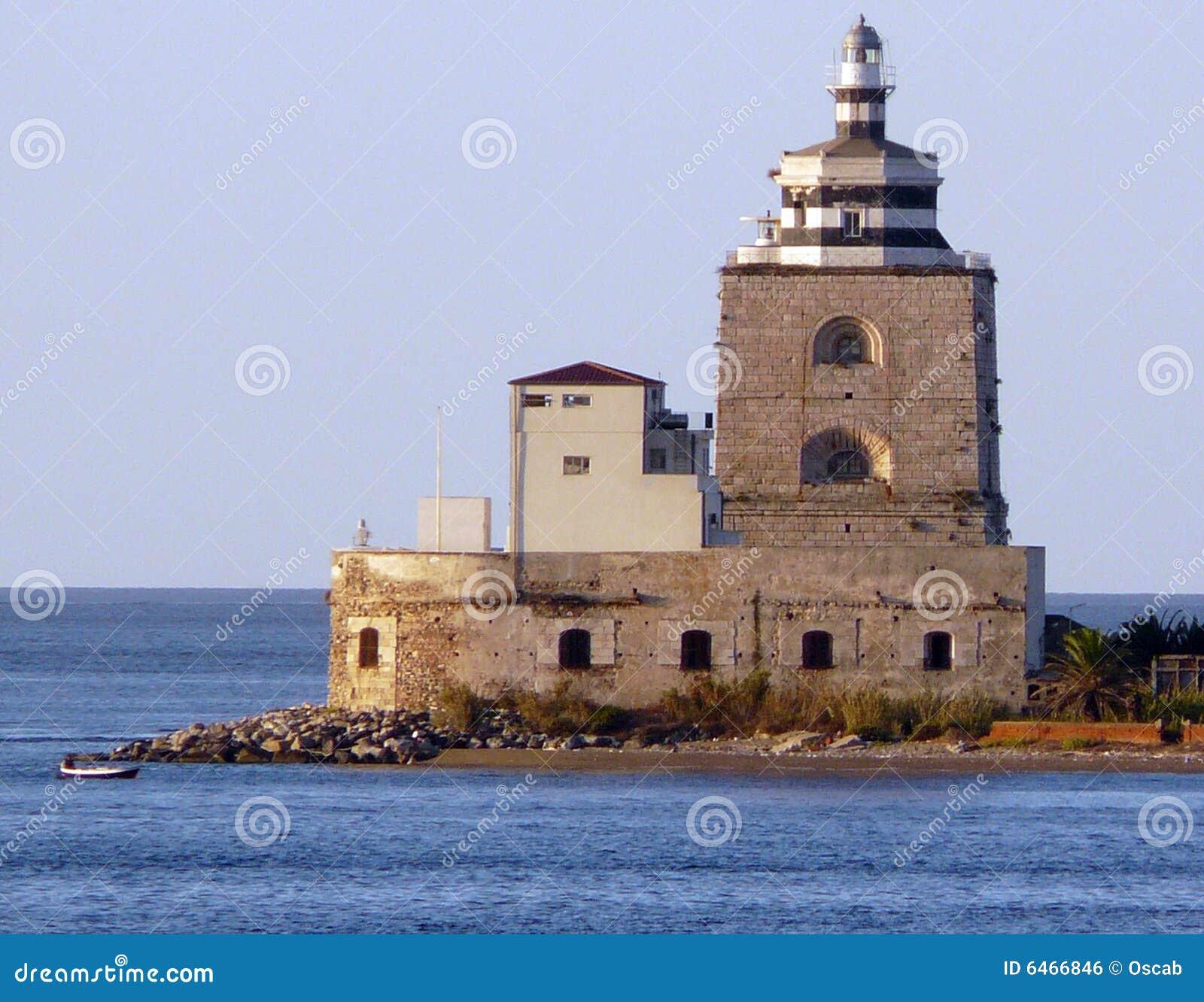 Latarnia morska Messina