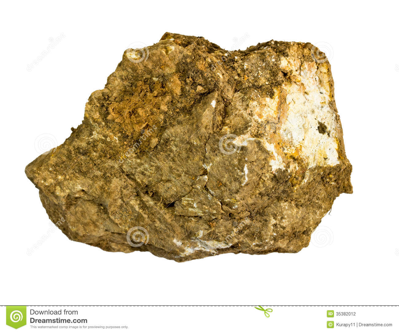 Laterite (aluminum Ore) Stock Photography - Image: 35382012