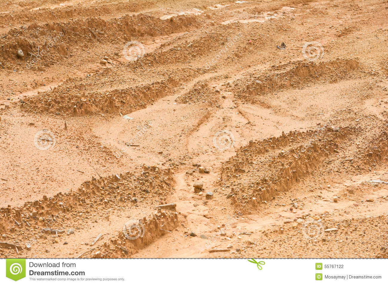 laterite soil Best answer: the process laterization in soil occurs in the region where the atmospheric temperature is very with very high annual rain fall during high.