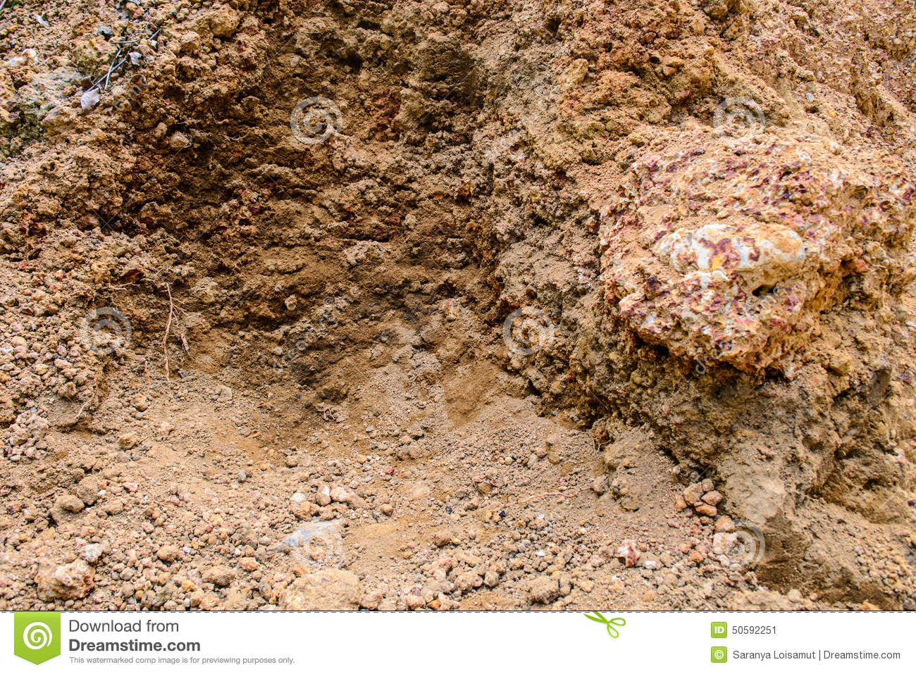Laterite soil stock image image of earth iron clay for What is meant by soil