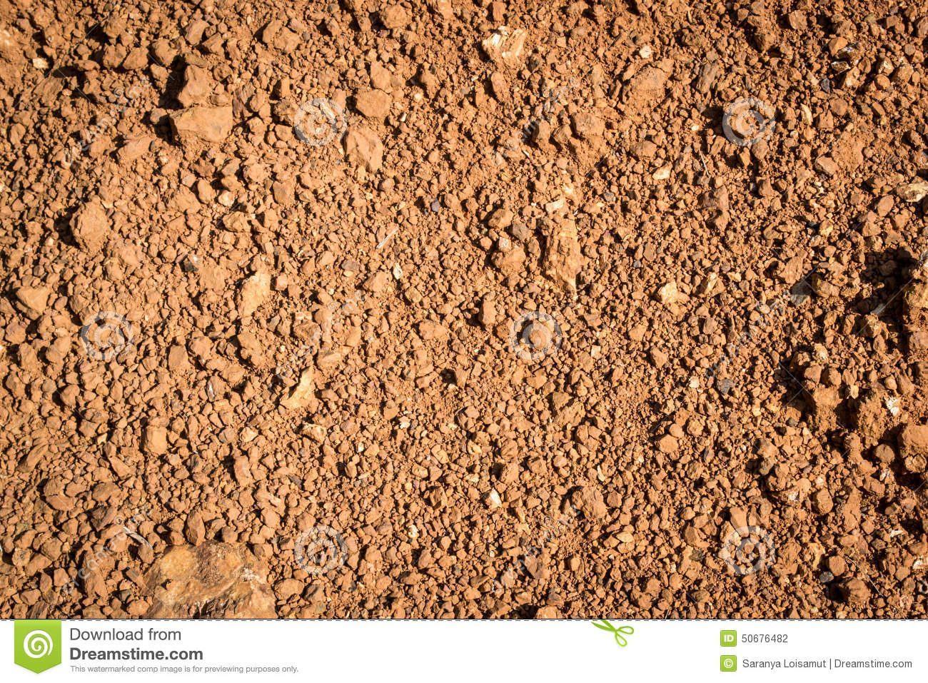 Laterite soil stock photo image 50676482 for Soil for sale