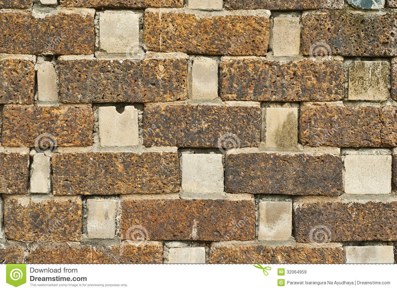 Laterite stone brick wall stock images image 35510874 - Laterite Wall Royalty Free Stock Images
