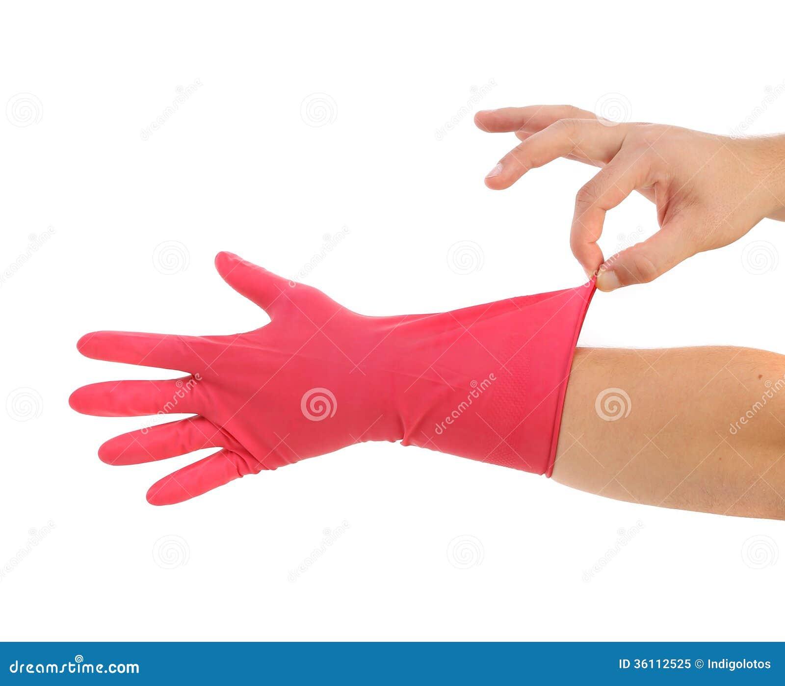 Rubber glove hand jobs down loads-3191