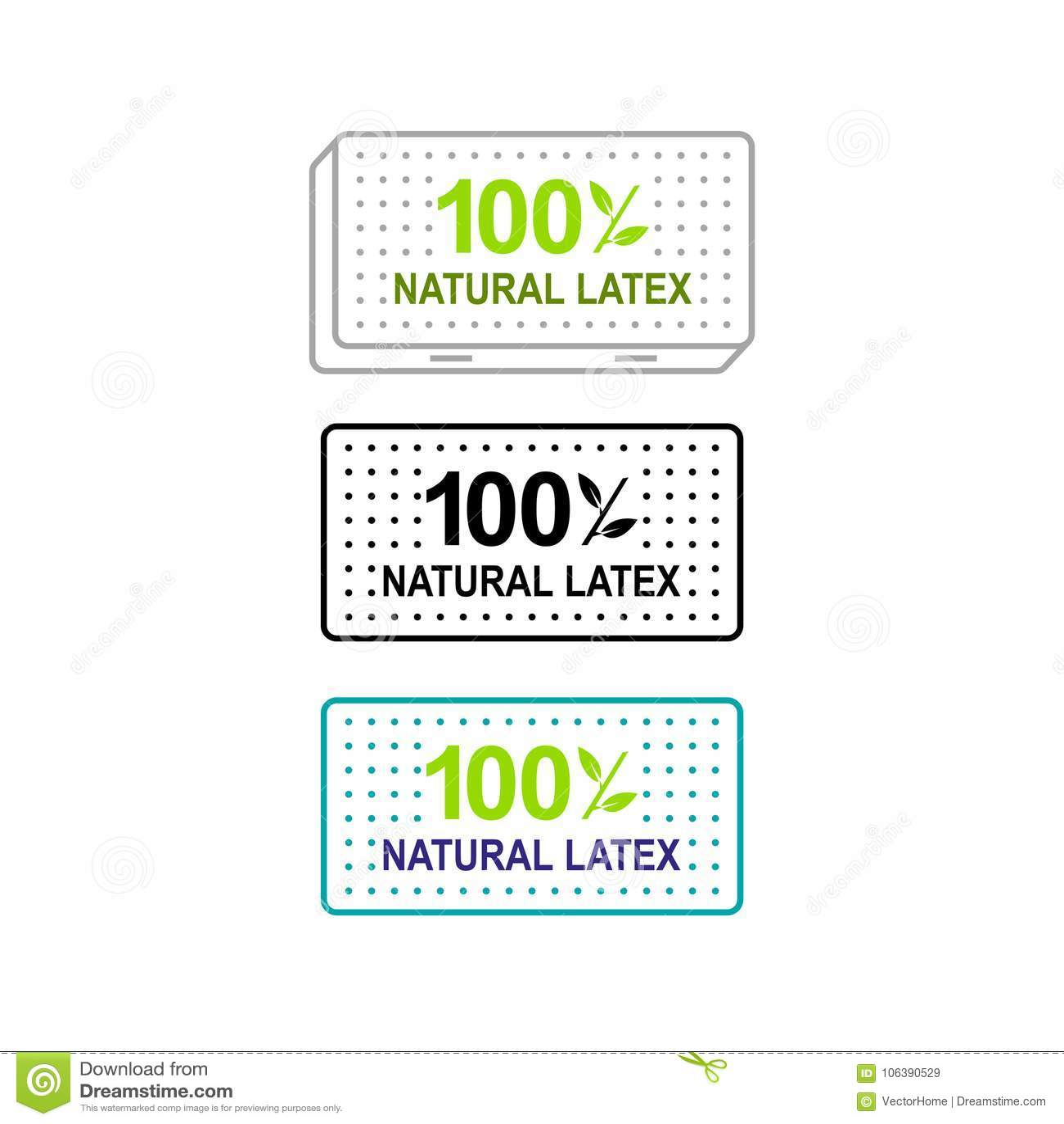 Latex mattress icon vector illustration stock vector latex mattress icon vector illustration clean modern biocorpaavc
