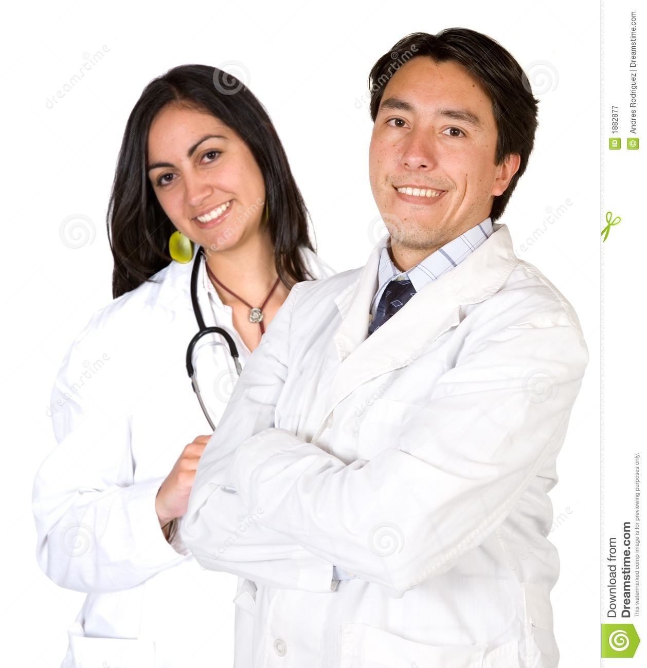 Male And Female Stock Image