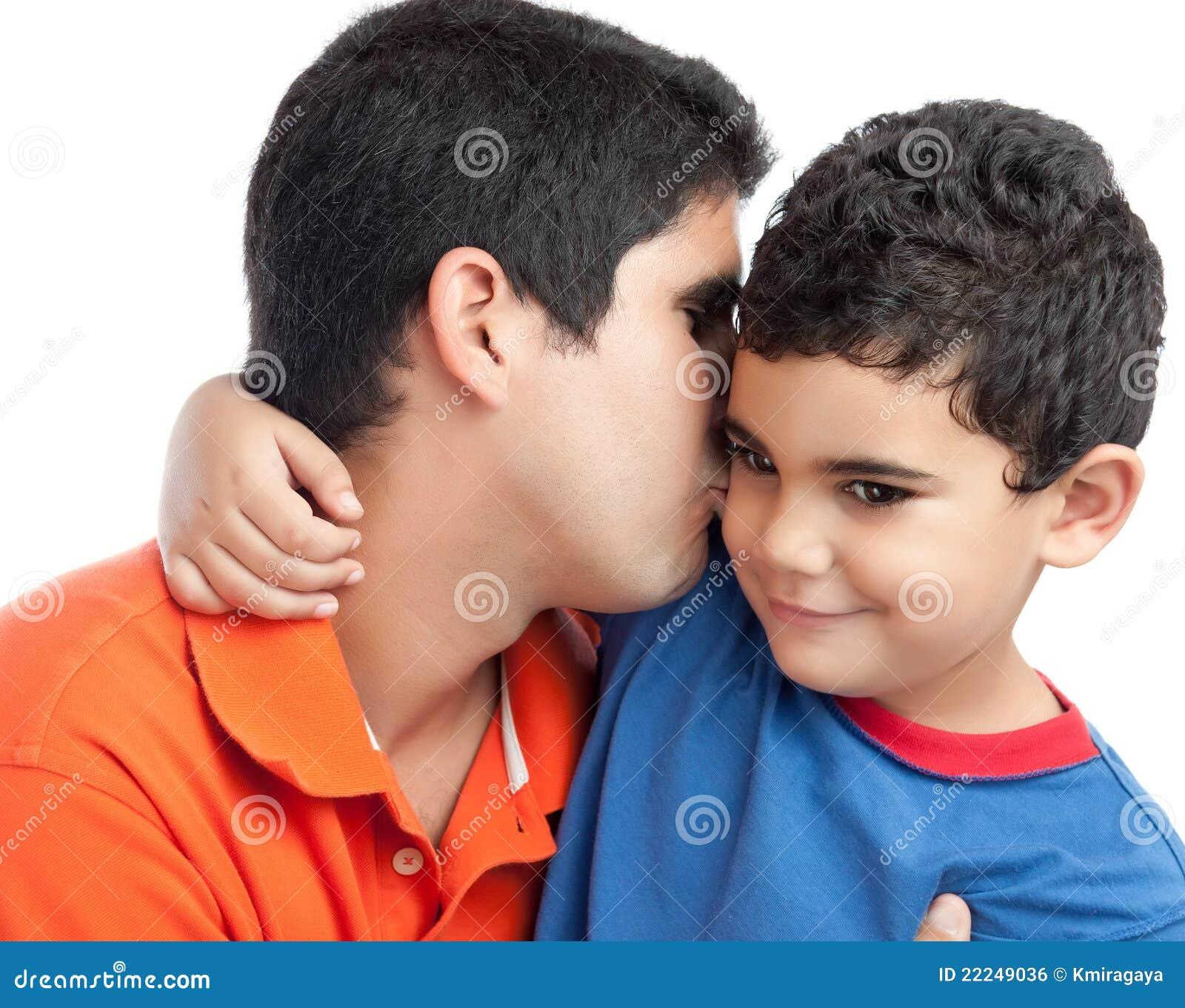 Latin kissing