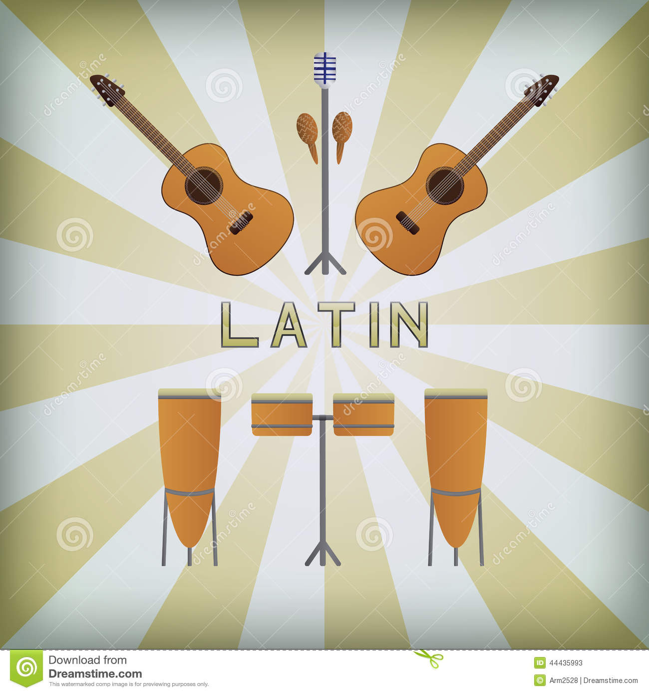 Latin American music and dance