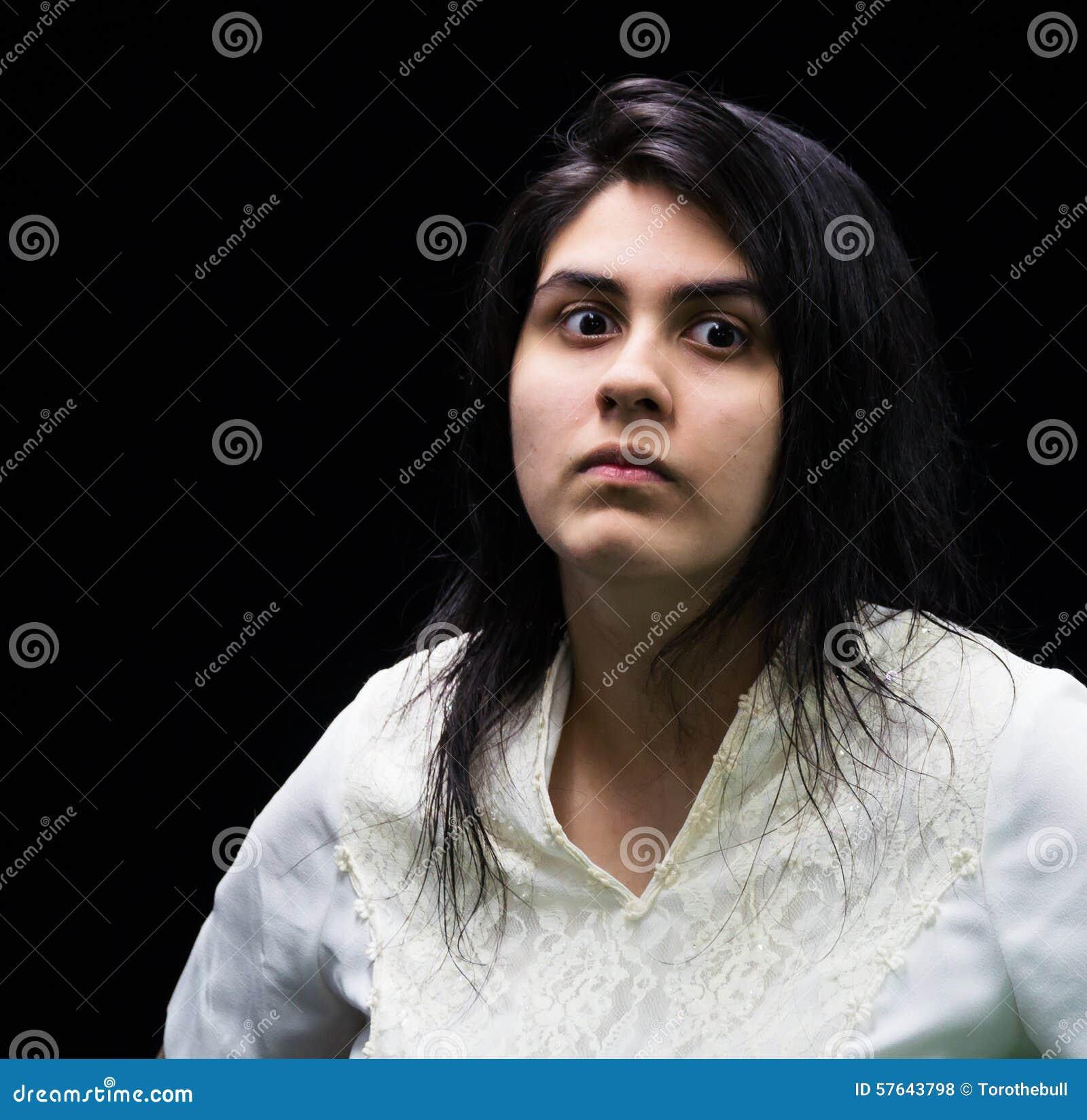 Busty Ebony Teen Webcam