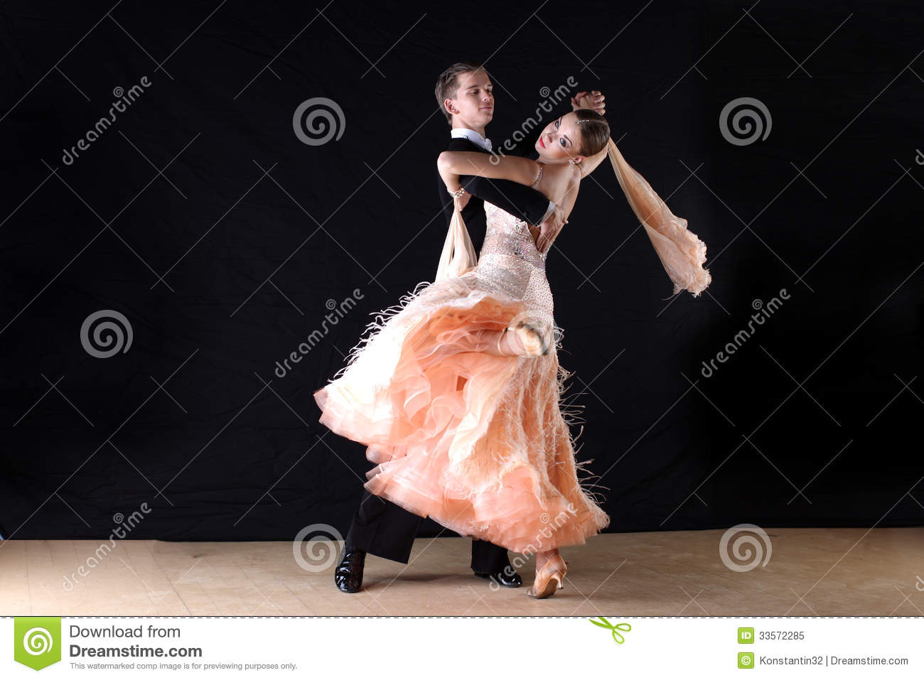 an assessment of the courtship of bowzer and bridy in the ballroom of romance