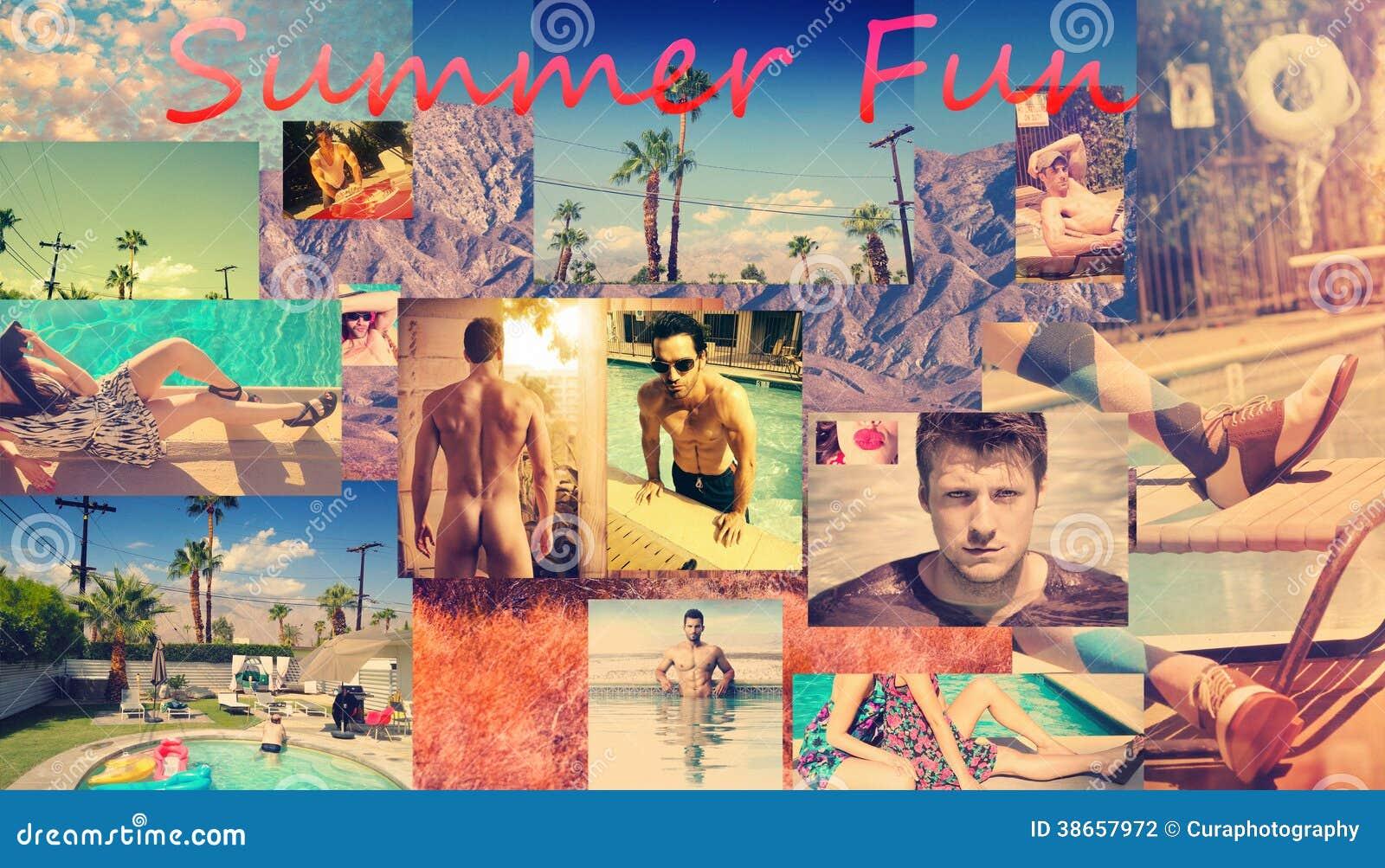 Lato zabawa