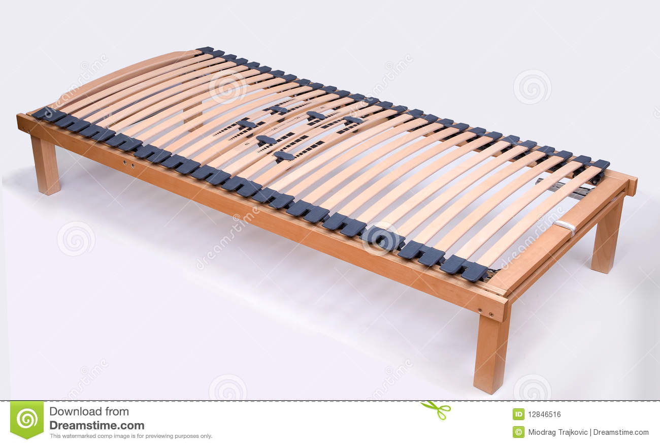 All Wood Bed Frame