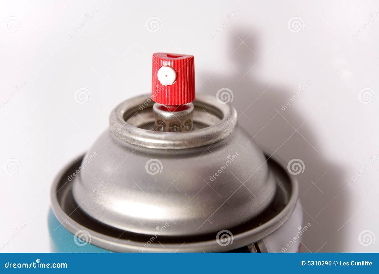 Download Latta Di Spruzzo Dell'aerosol Fotografia Stock - Immagine di deodorante, latta: 5310296
