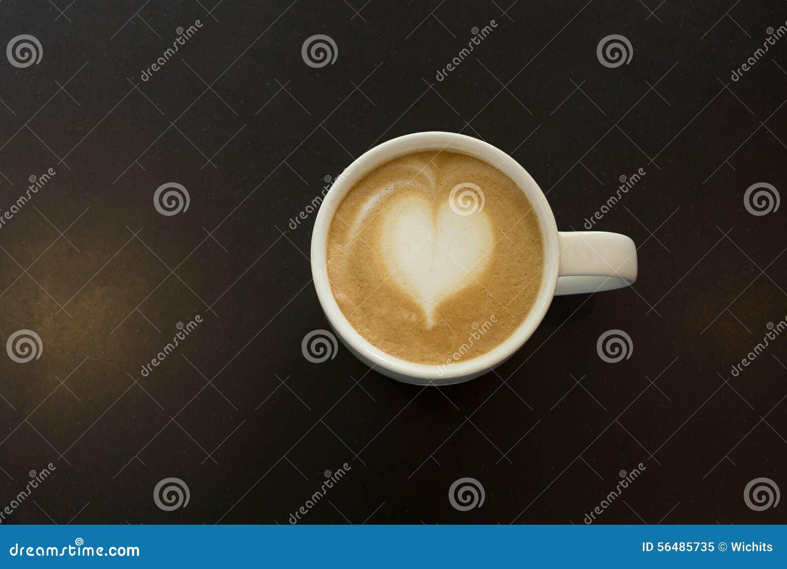 Latte chaud