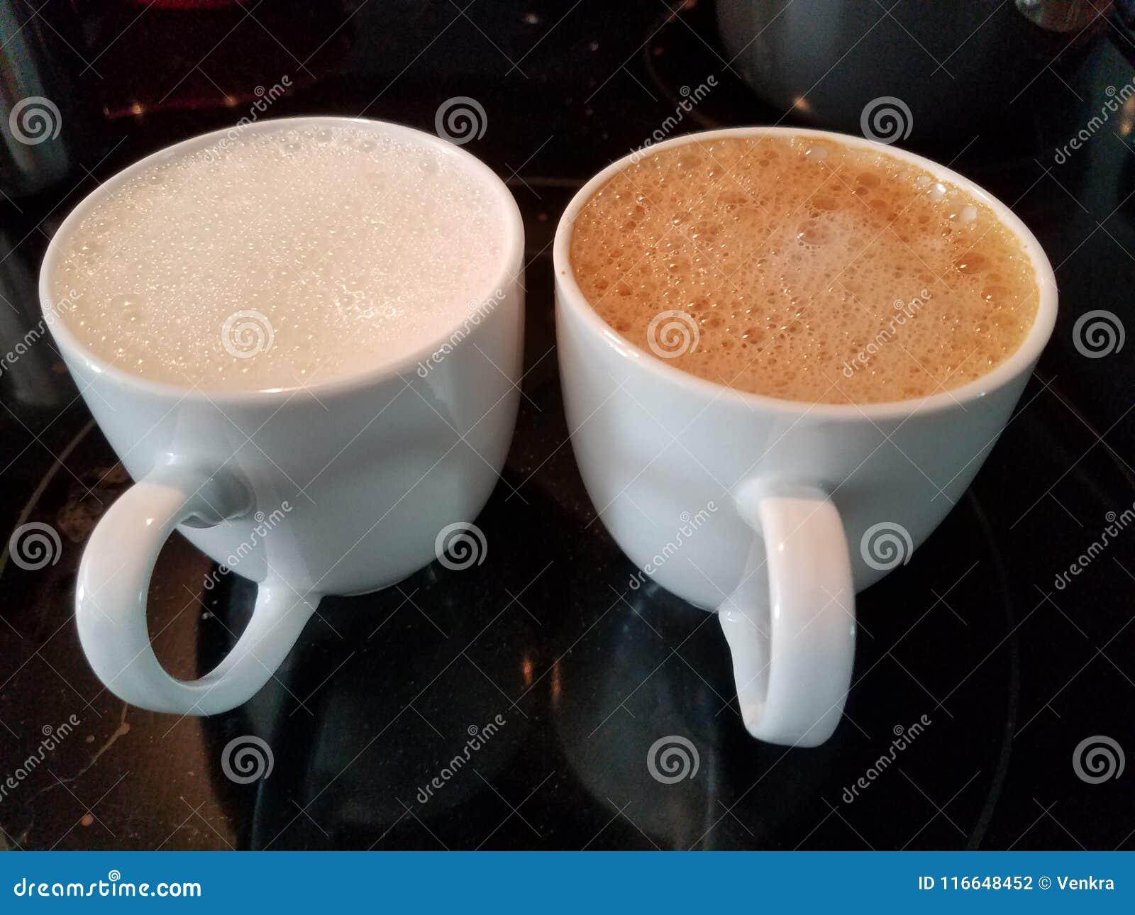 Latte de café