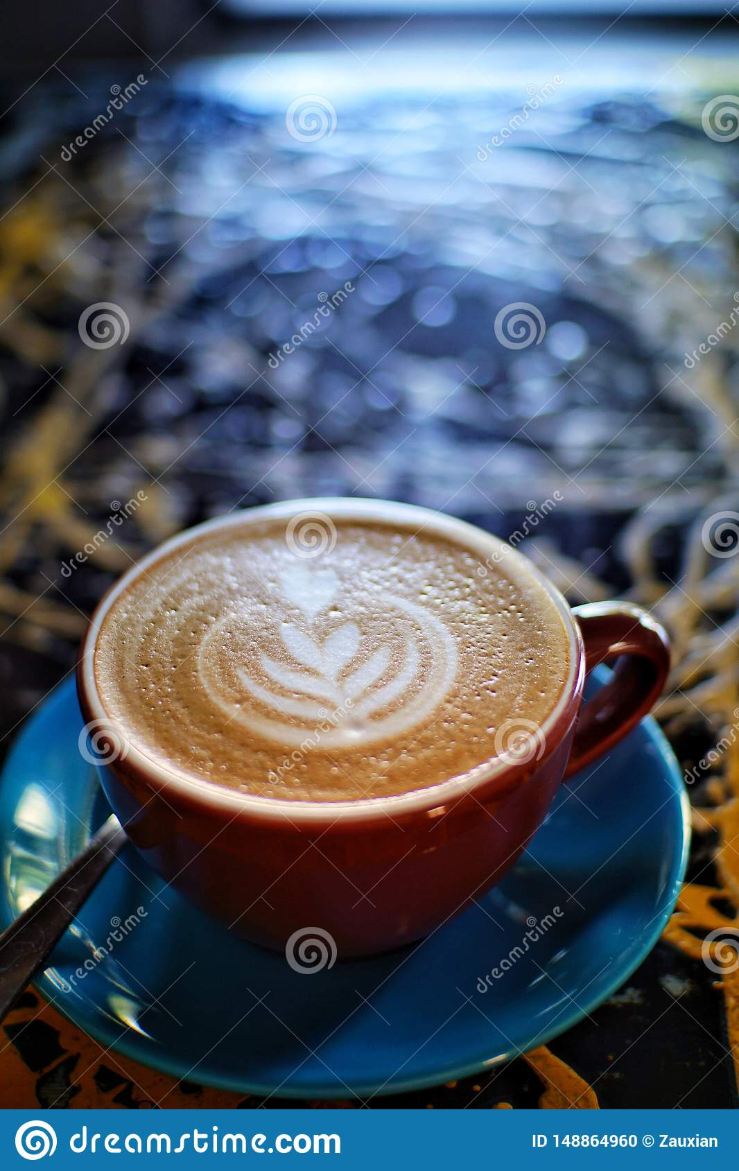 Latte de caf?