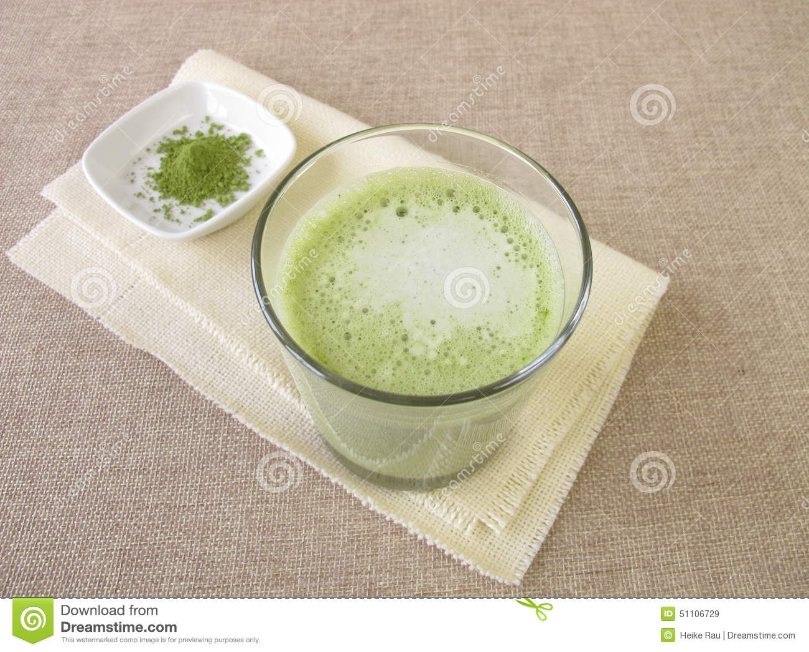 Latte di Matcha