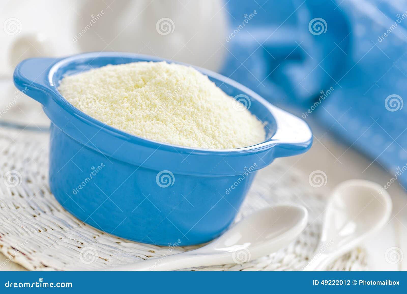 Latte in polvere