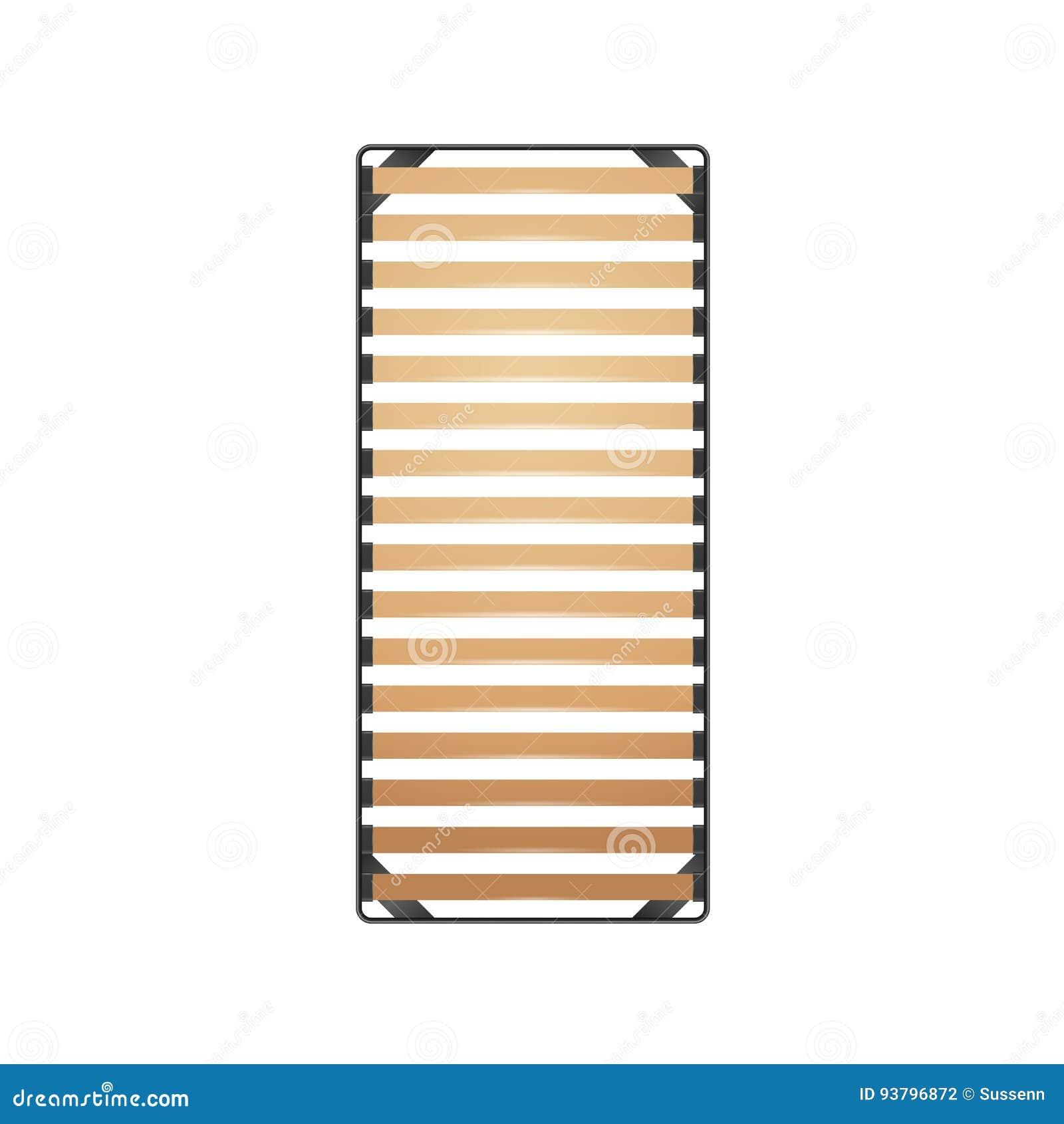 Latten-Bett-Rahmen