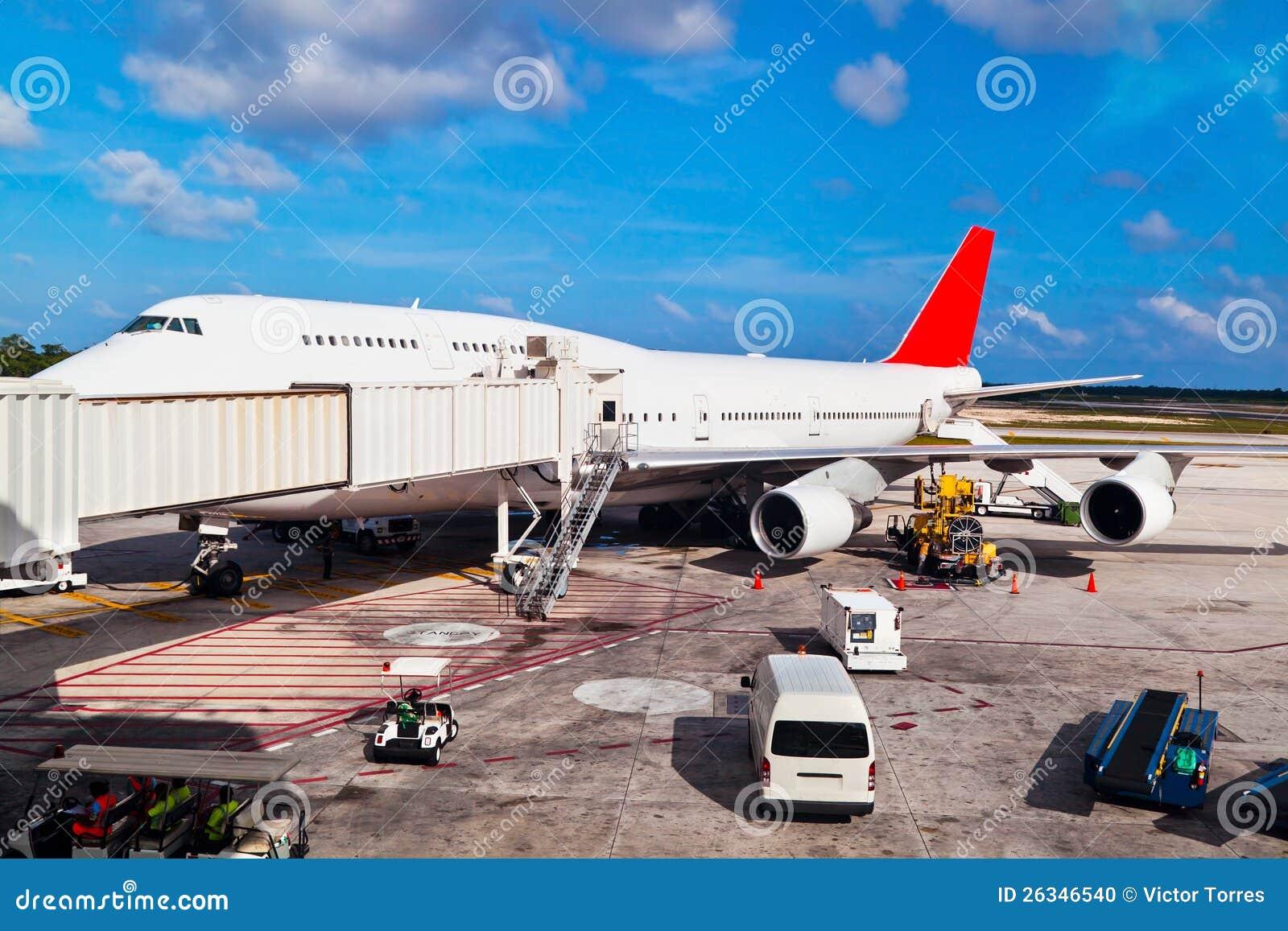 Cancun Flughafen Ankunft
