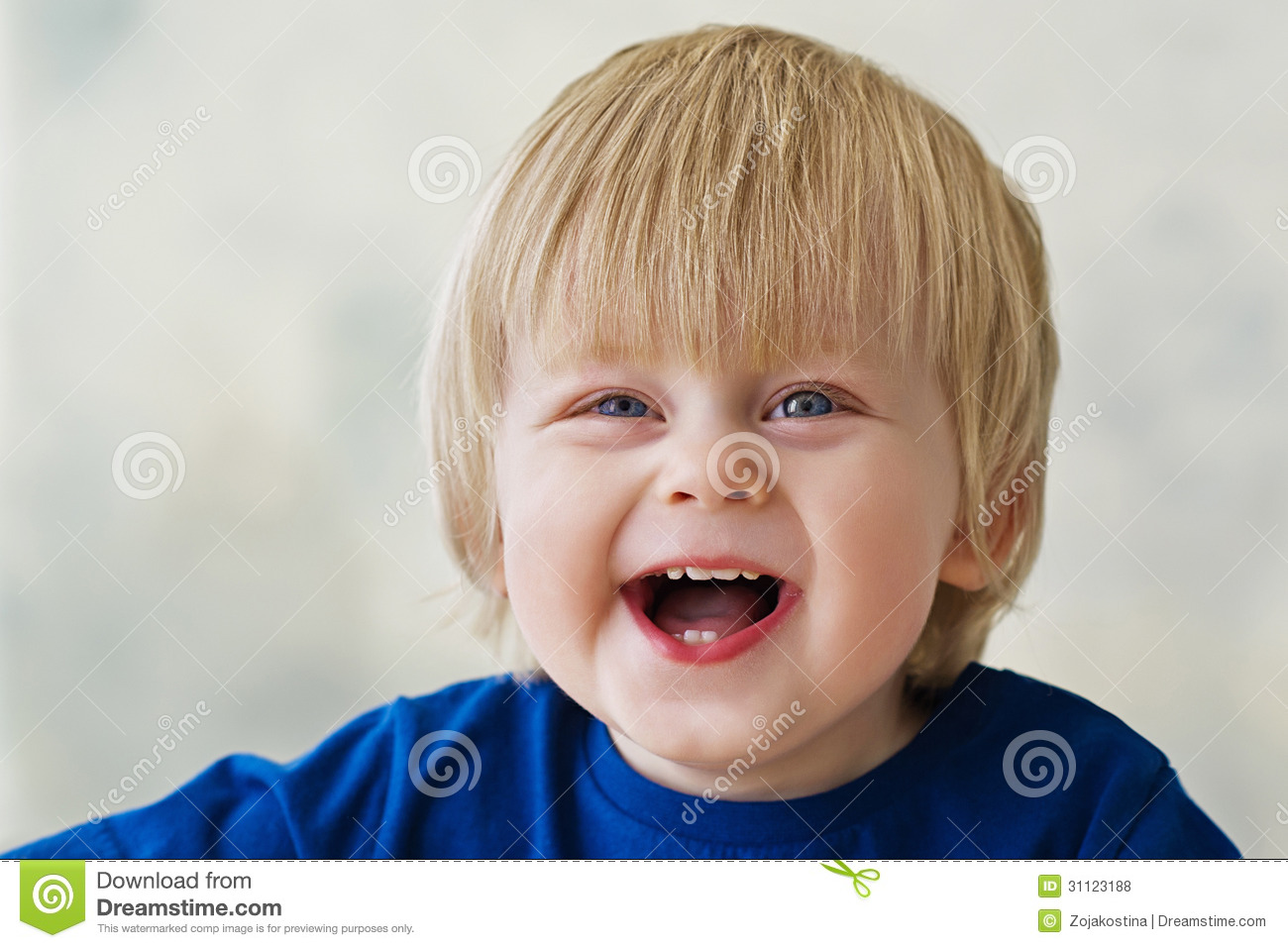 Laughing Boys Portrait Stock Photo | Getty Images