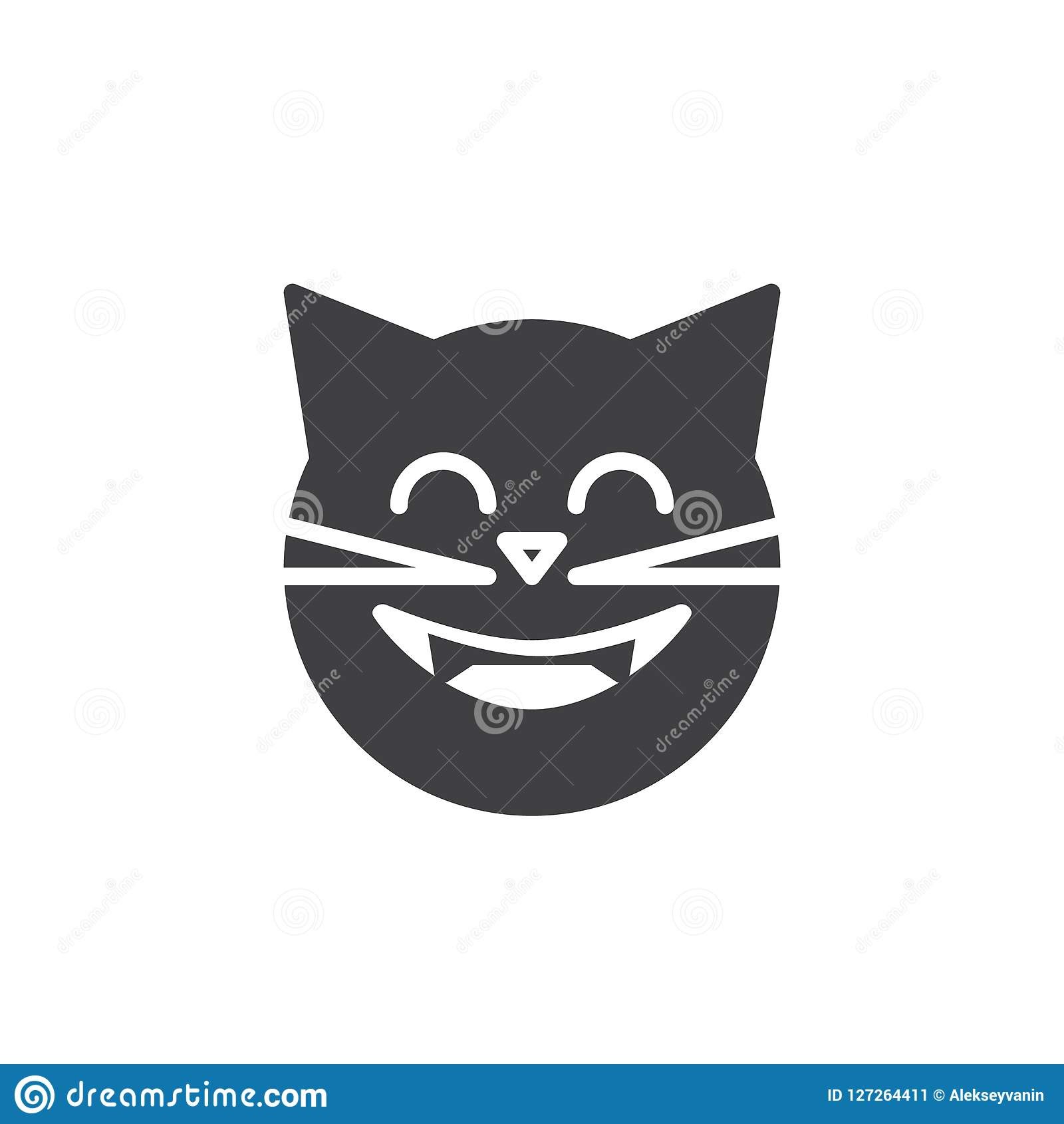 Laughing cat stock illustrations 689 laughing cat stock illustrations vectors clipart dreamstime