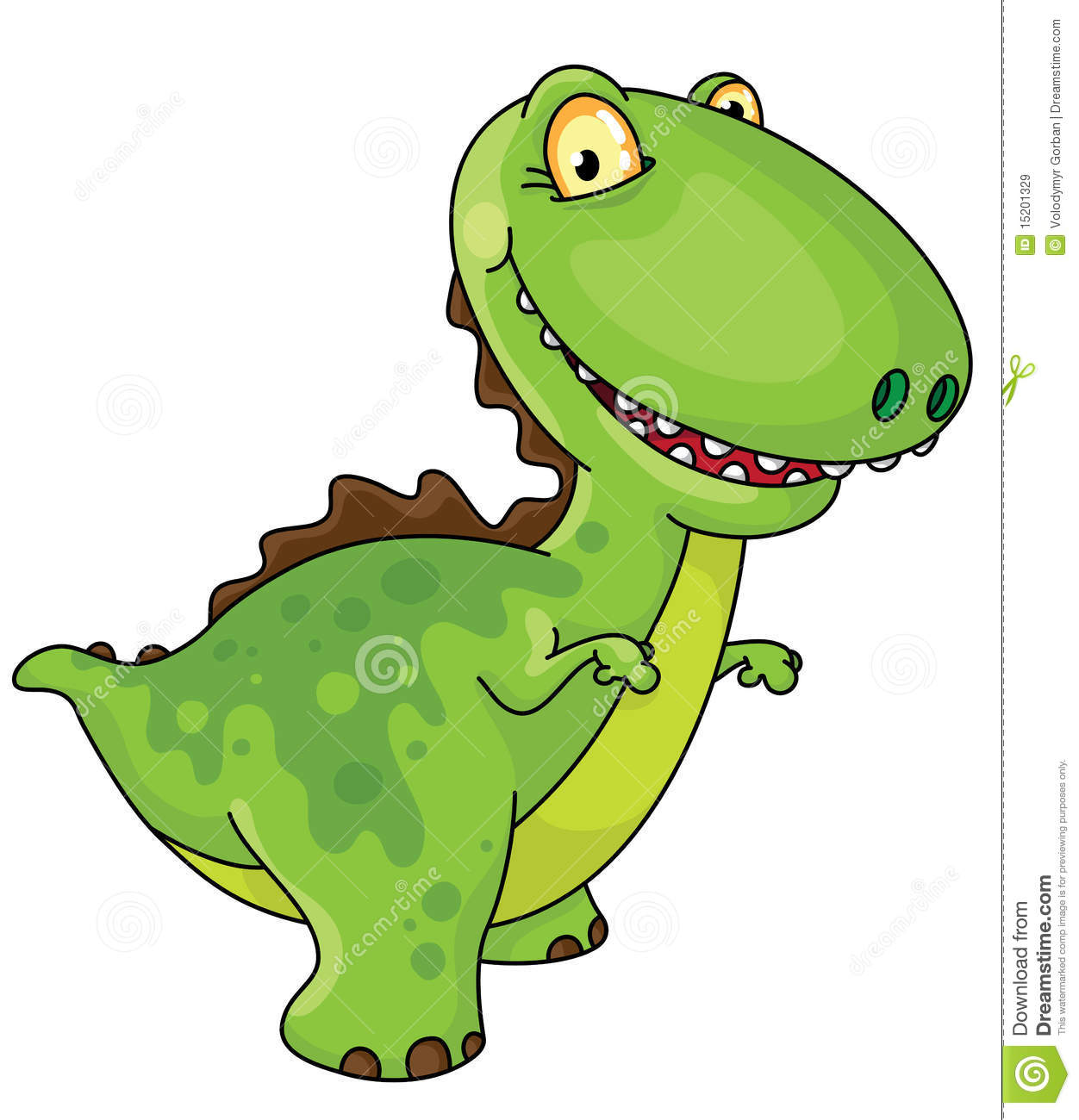 laughing dinosaur royalty free stock images image 15201329 Squirrel Clip Art weasel clipart free