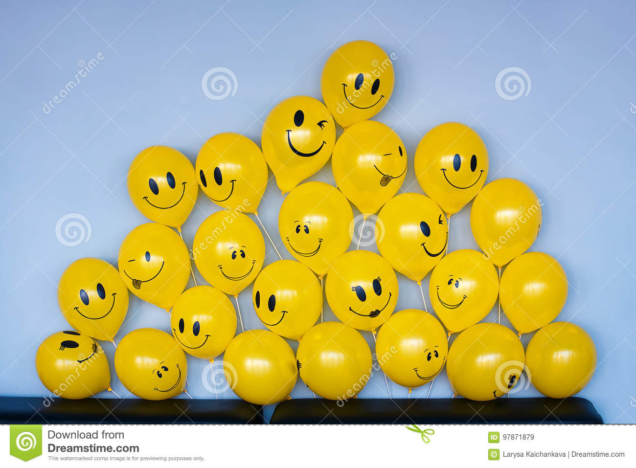 Laughing emoticons stock image. Image of decoration, anniversary ...