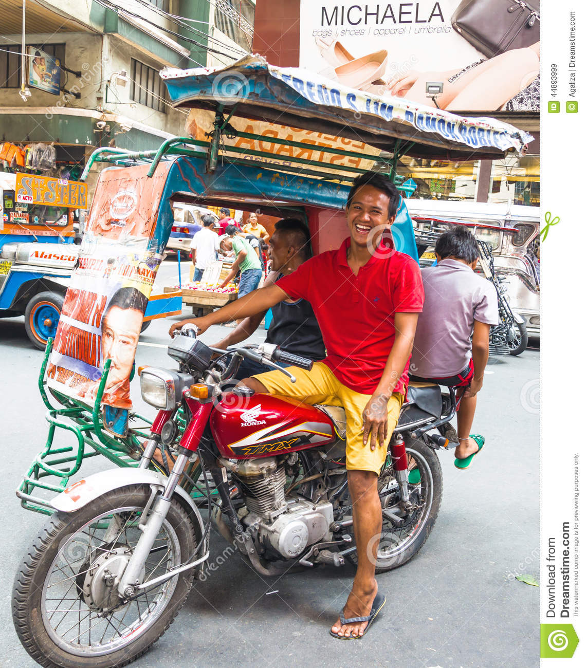street food business plan philippines ngo