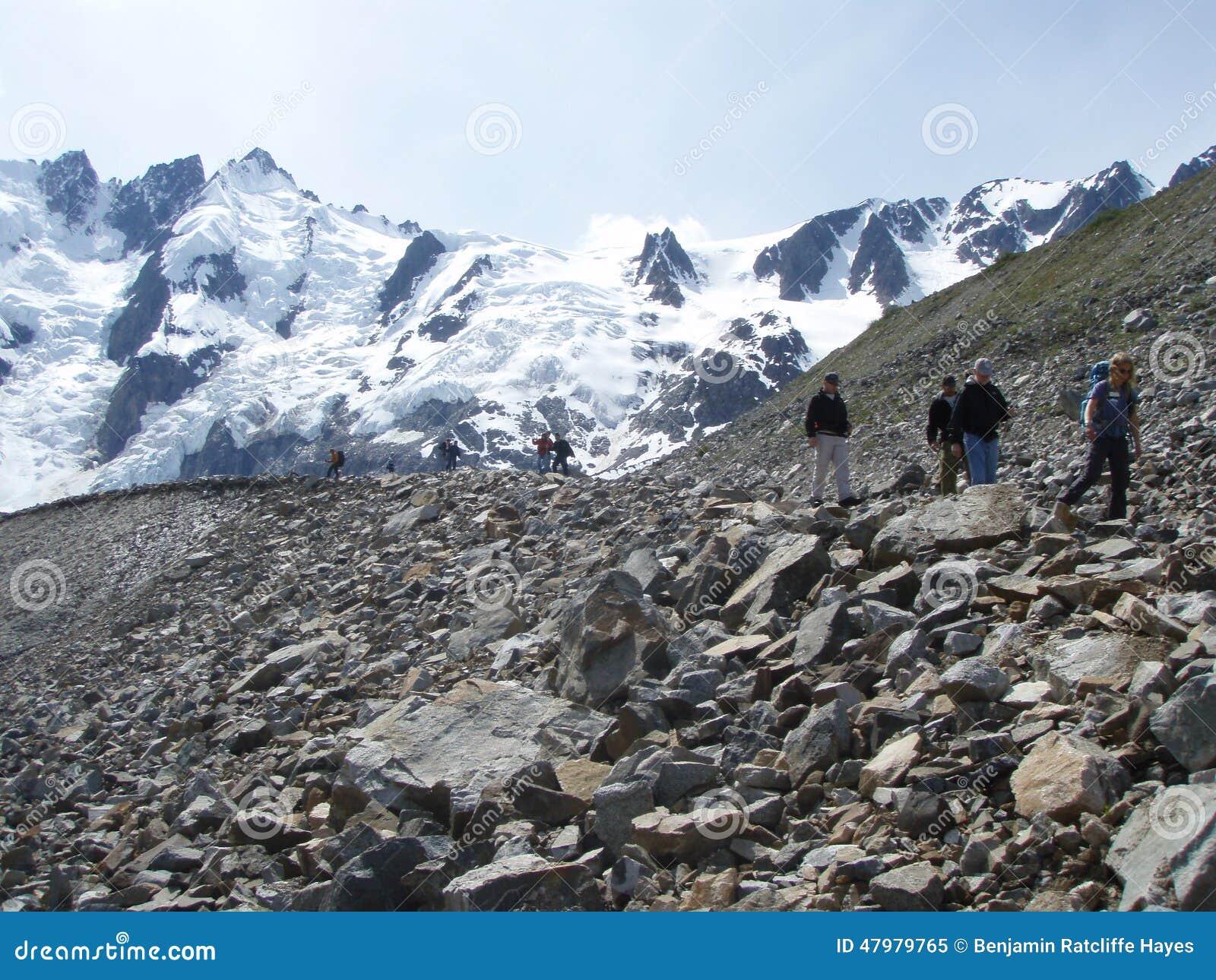 Laughton Glacier Tour