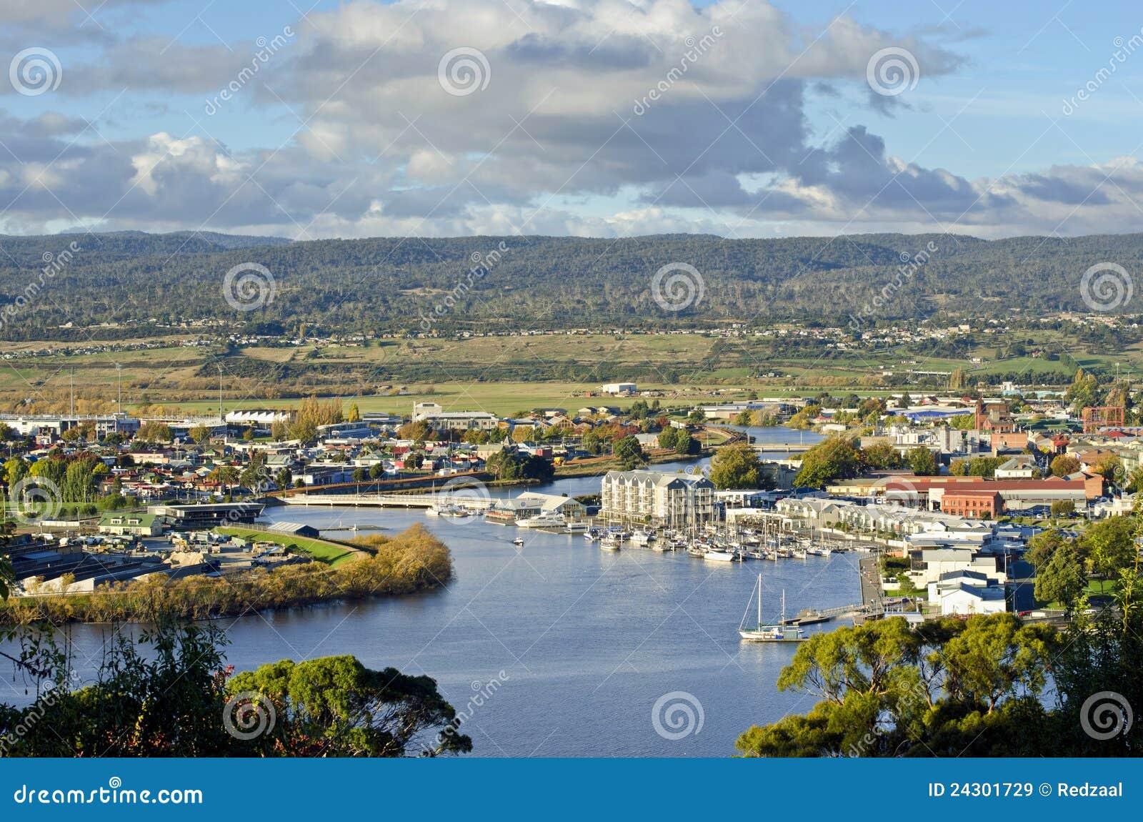 Launceston Australia  city photos gallery : Launceston In Tasmania, Australia Royalty Free Stock Images Image ...