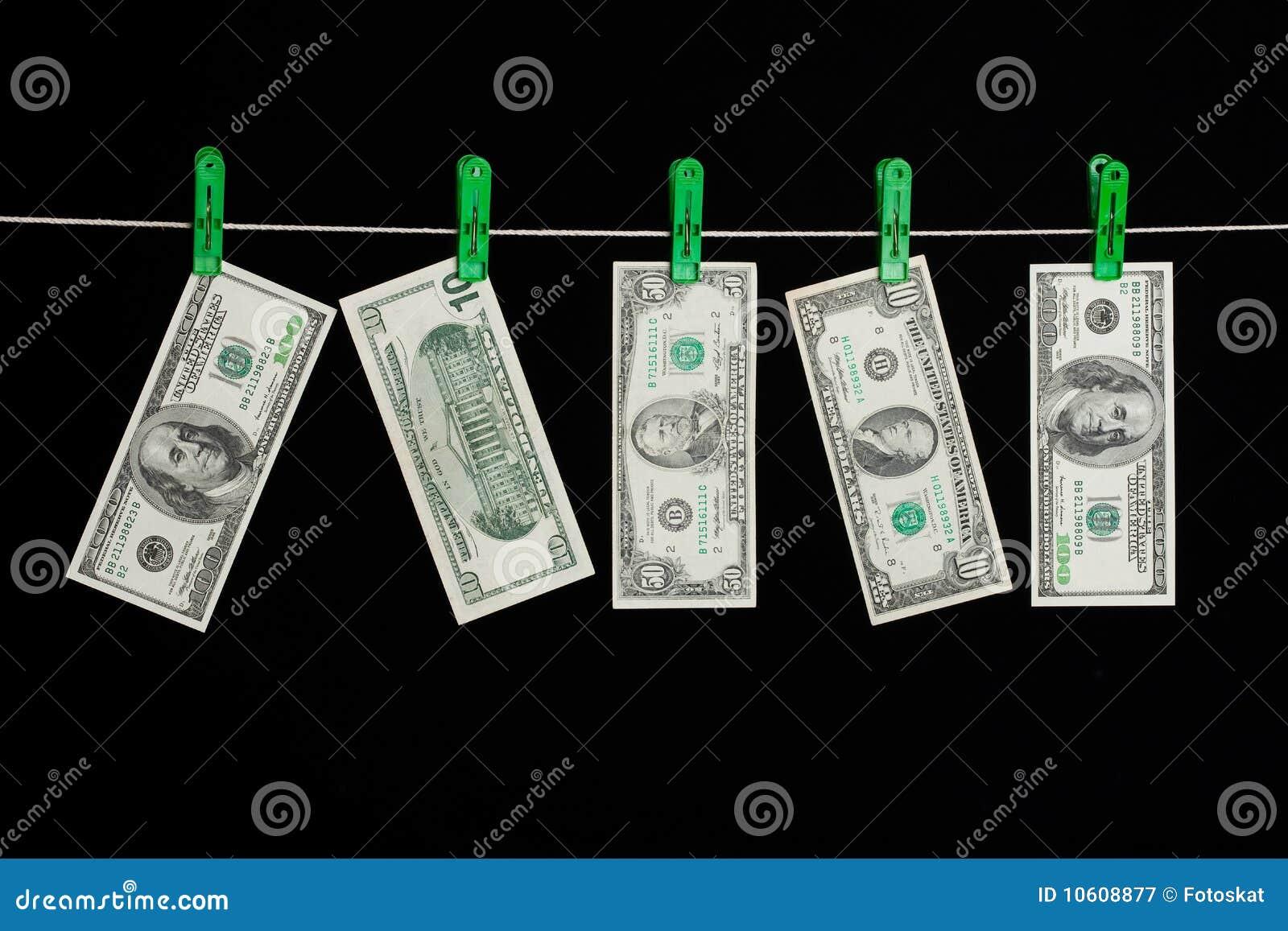 How to launder money escorts