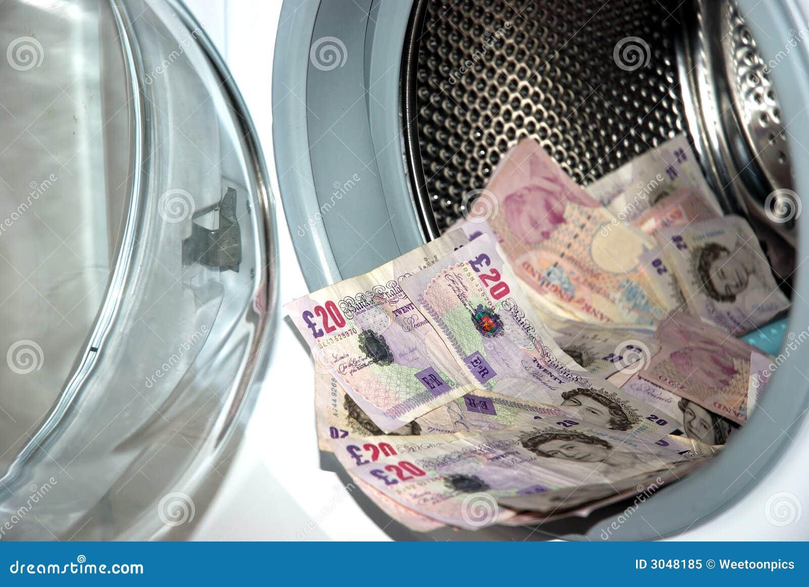 Laundering деньги