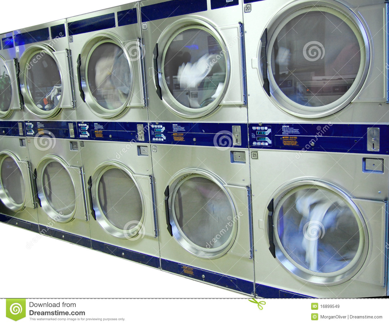 Managing a Coin Laundry Business