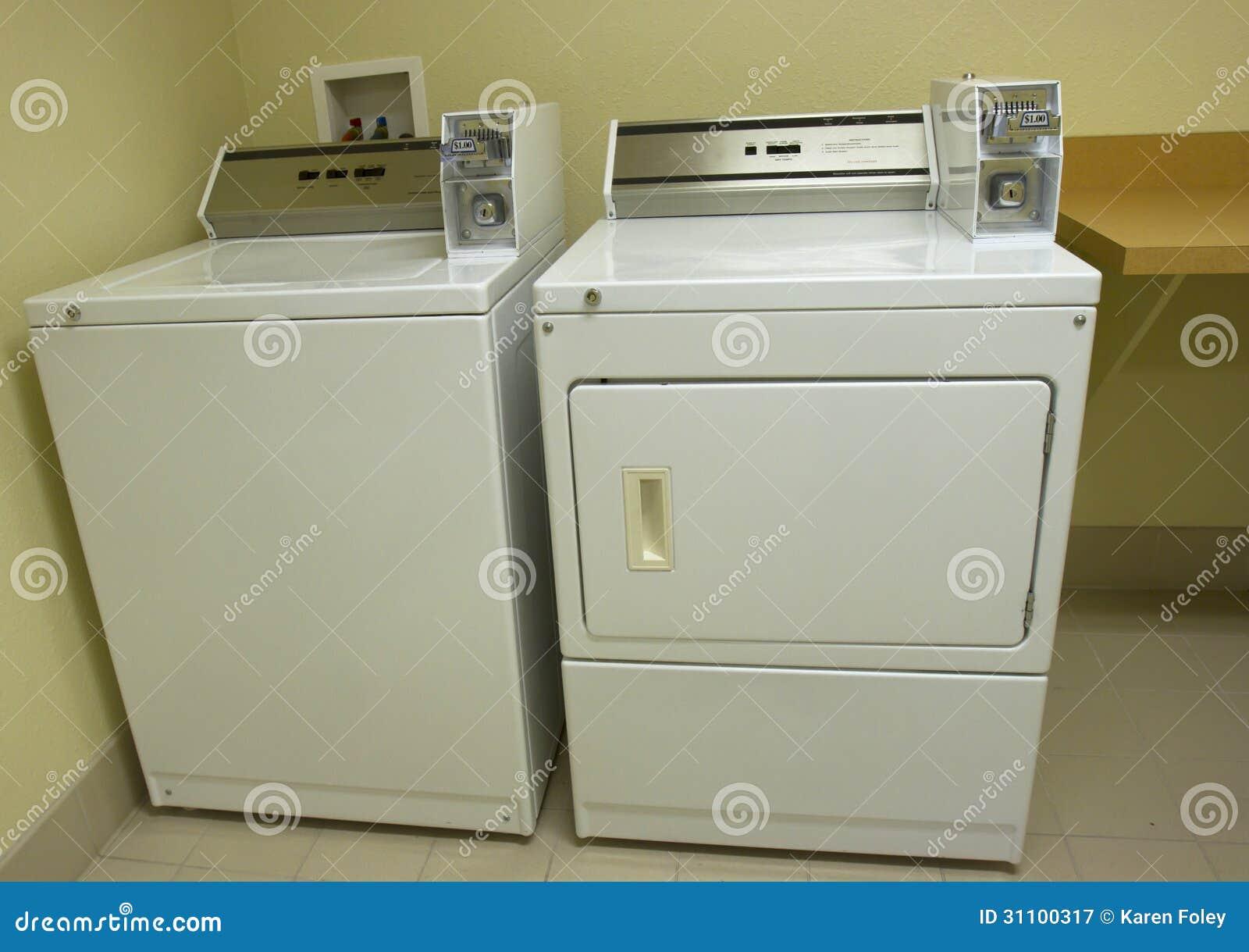 laundry mat washing machine