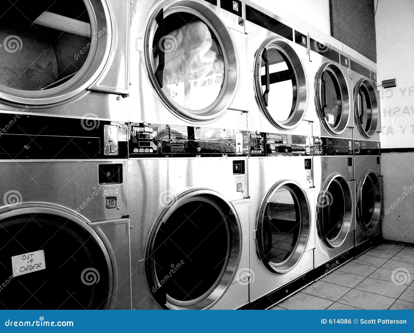 Laundromat Wijnoogst