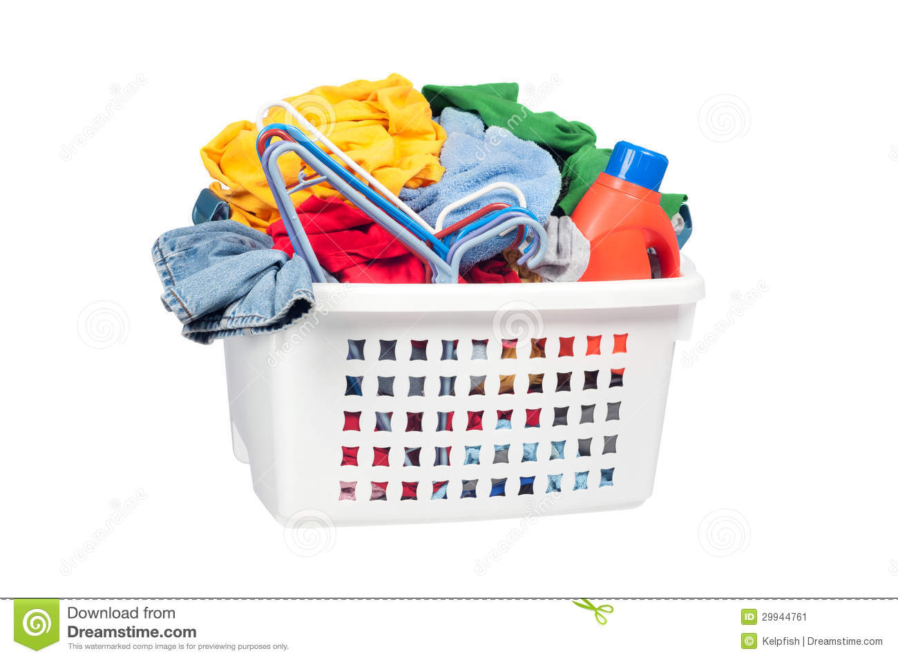 Clothing and laundry