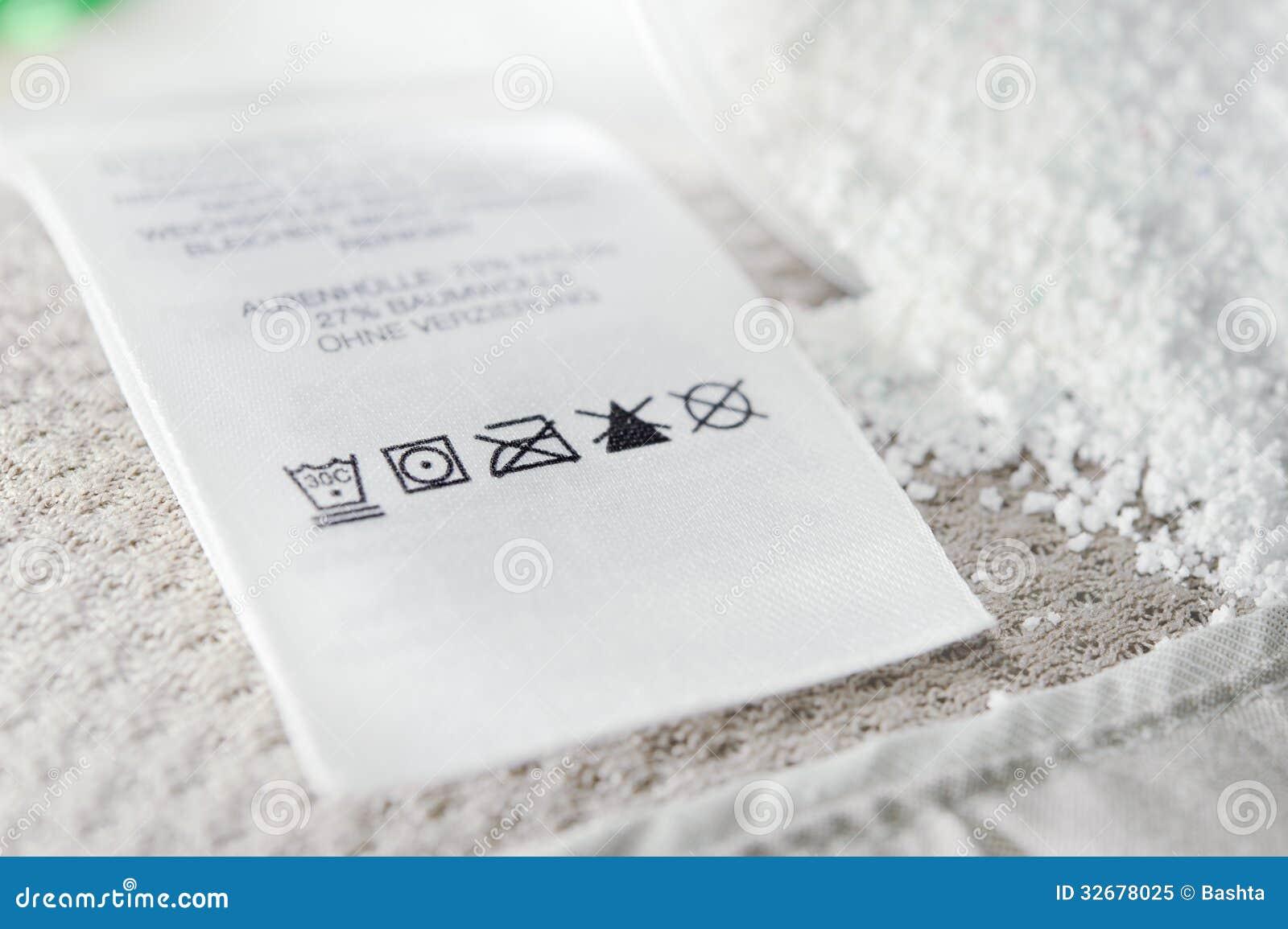Laundry advice clothing tag stock image image 32677959 laundry care symbols royalty free stock photo buycottarizona