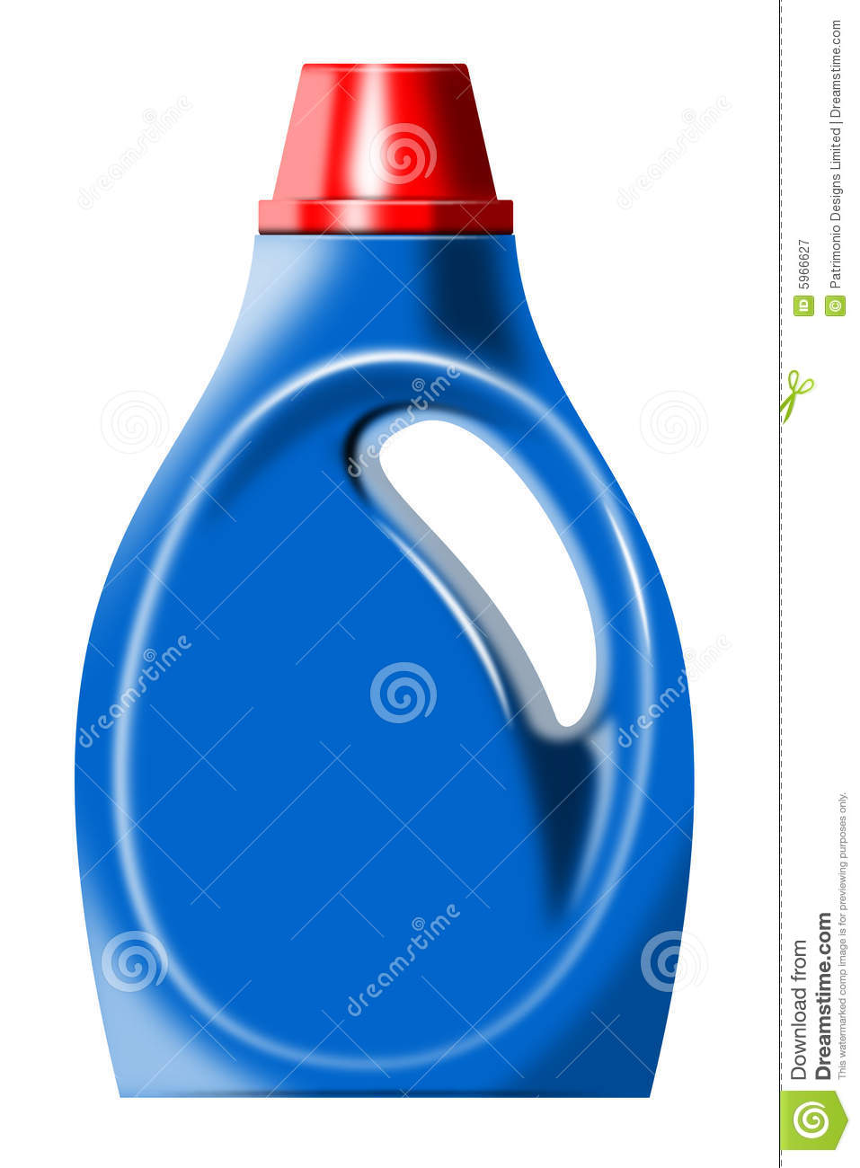Laundry Detergent Clipart laundry detergent bottle royalty free stock photography - image