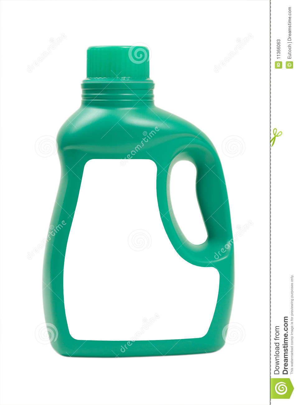 Laundry Detergent Clipart laundry detergent in green bottle stock photos - image: 11366063